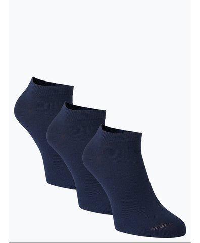 Herren Sneaker-Socken im 3er-Pack