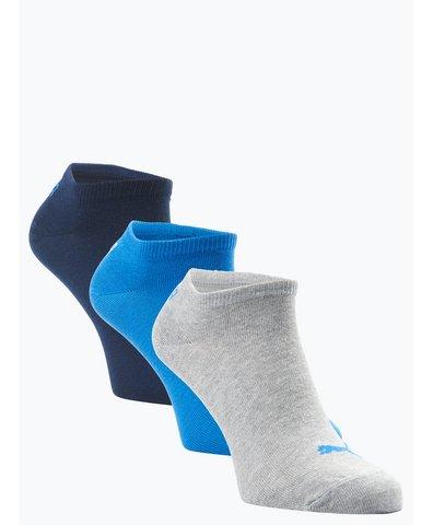 Herren Sneakersocken im 3er-Pack