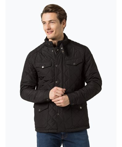 Herren Steppjacke - Black Label