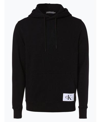 calvin klein jeans herren sweatshirt wei uni online kaufen peek und cloppenburg de. Black Bedroom Furniture Sets. Home Design Ideas