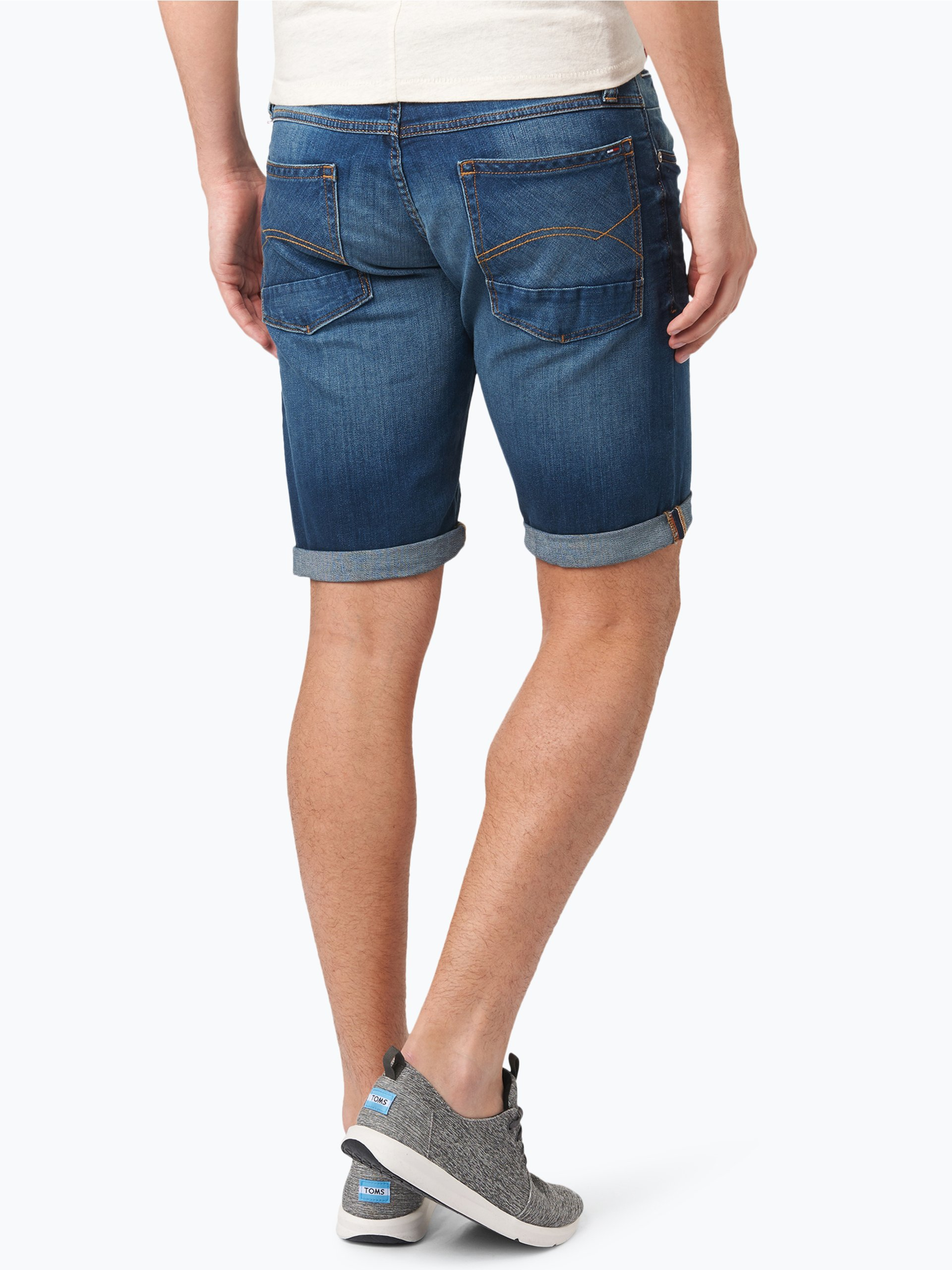hilfiger denim herren jeans bermuda ronnie hellblau uni online kaufen peek und cloppenburg de. Black Bedroom Furniture Sets. Home Design Ideas