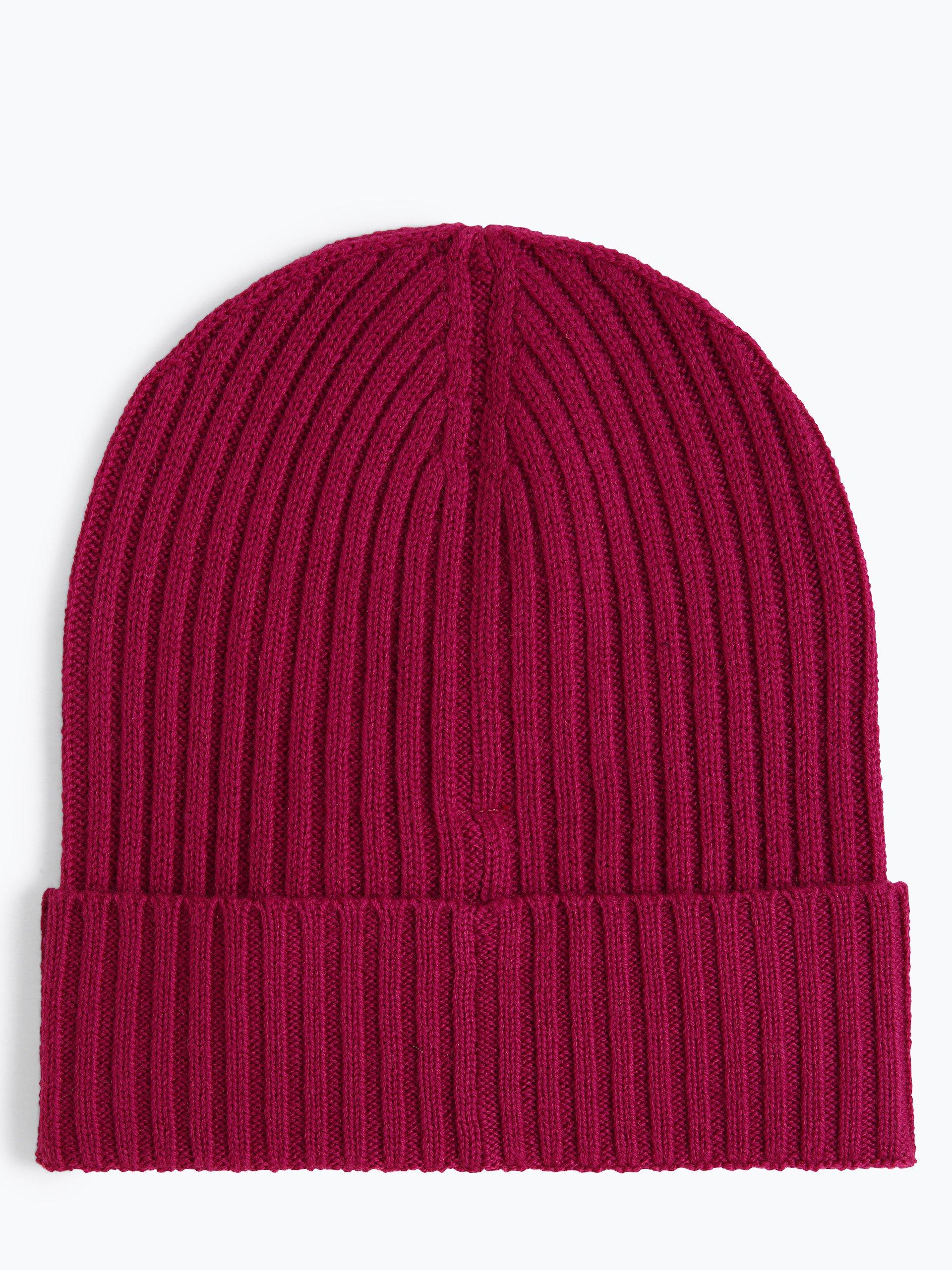 HUGO czapka z wełny