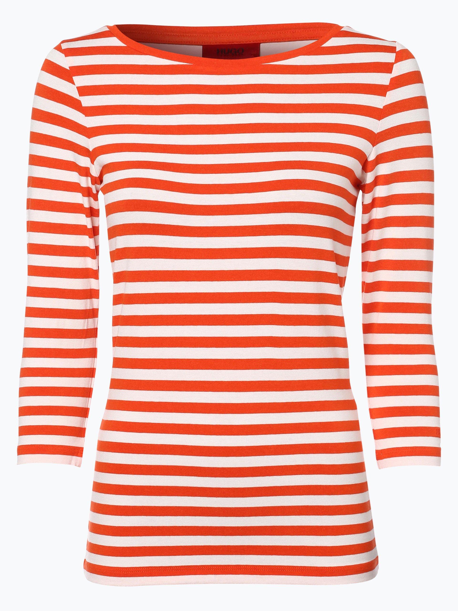 HUGO Damen Langarmshirt - Dannela_2