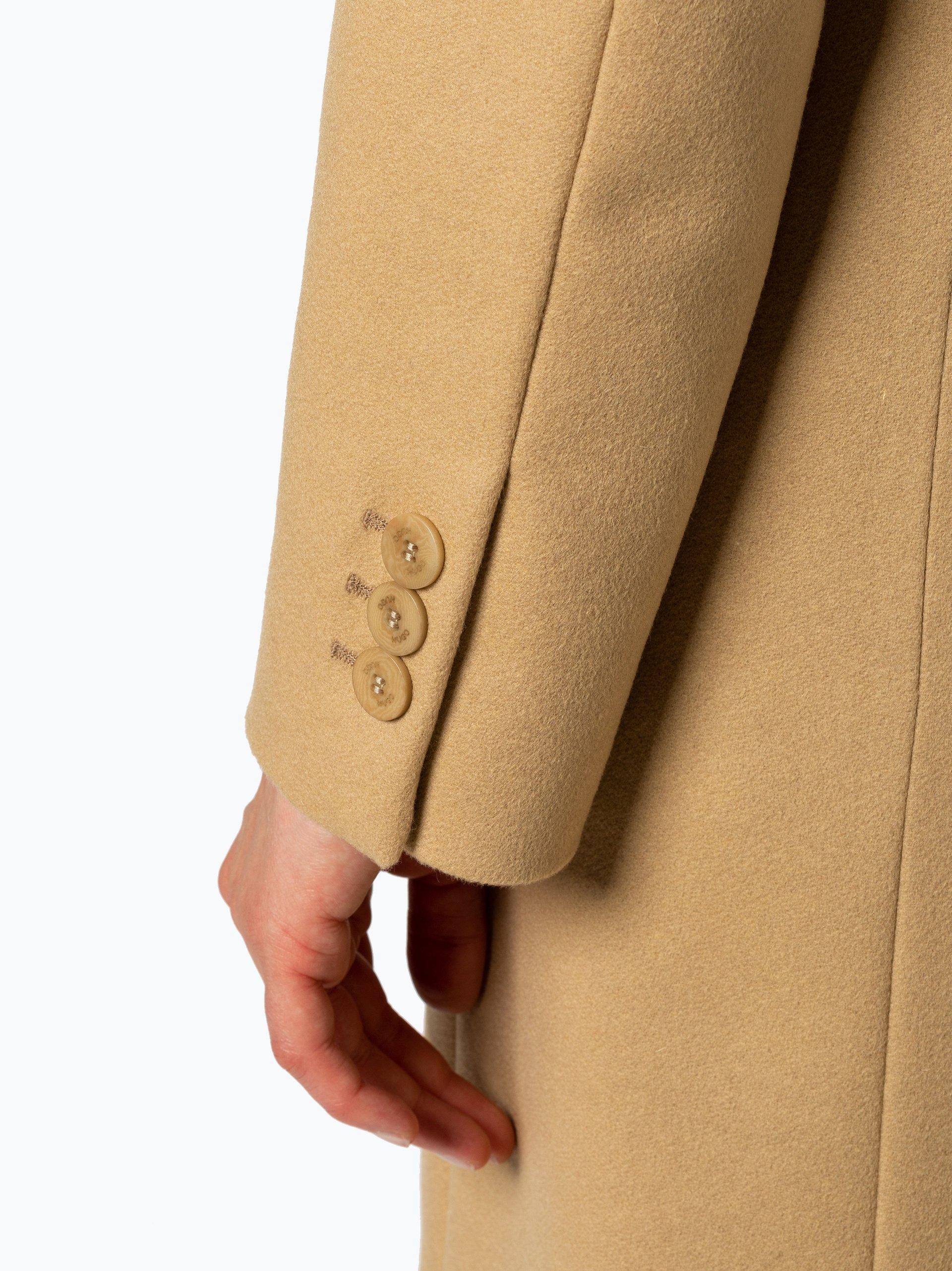 HUGO Damen Mantel mit Cashmere-Anteil - Mecani