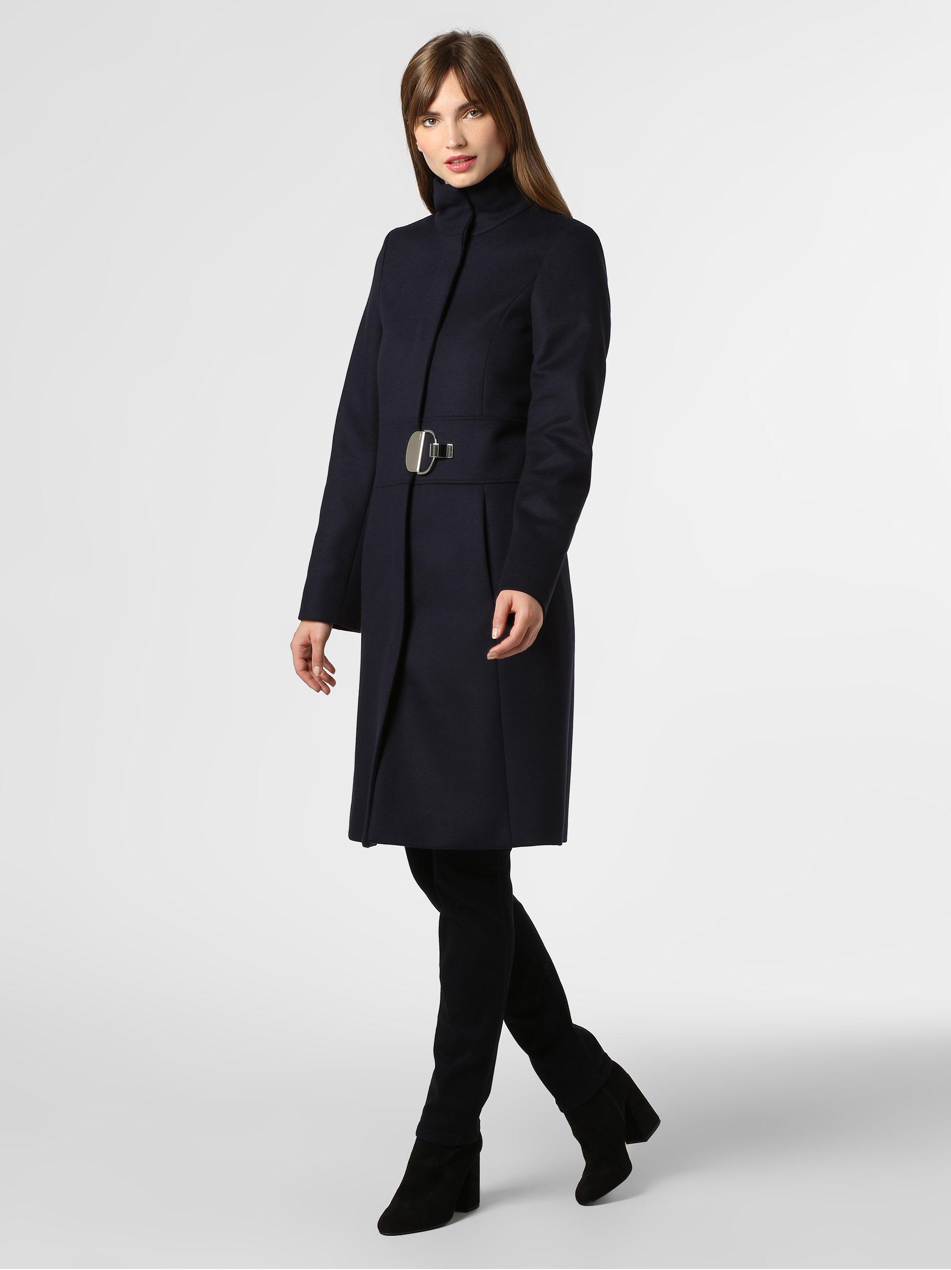 HUGO Damen Mantel mit Cashmere-Anteil - Monata