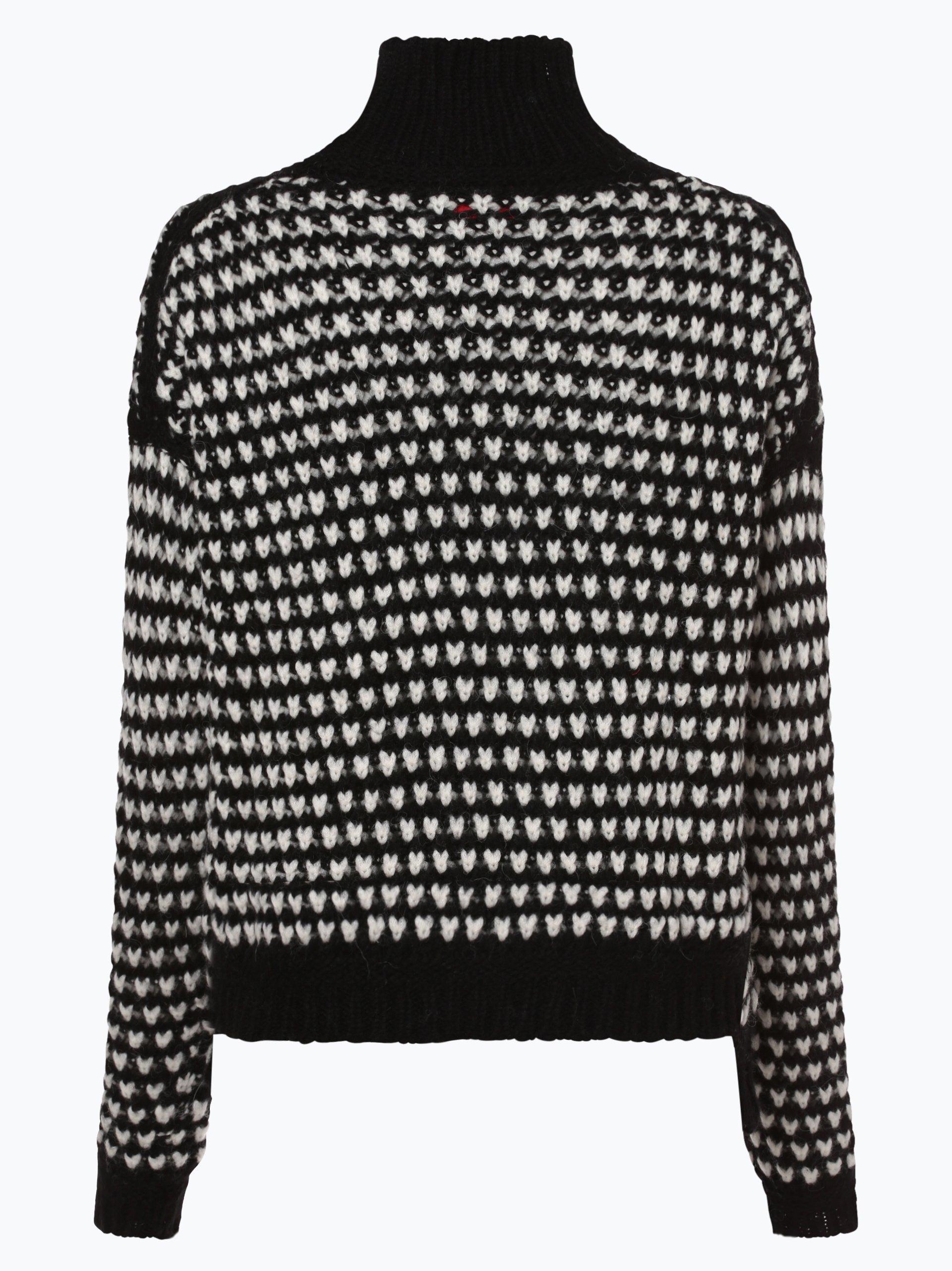 HUGO Damen Pullover mit Alpaka-Anteil - Suzan