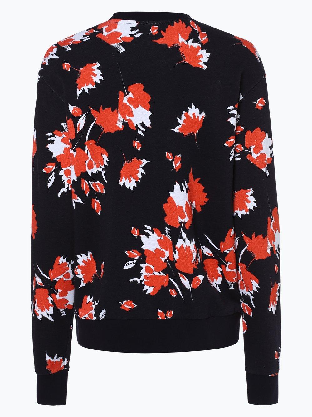 Damen Sweatshirt - Niccana_1 schwarz HUGO BOSS 8EDMk