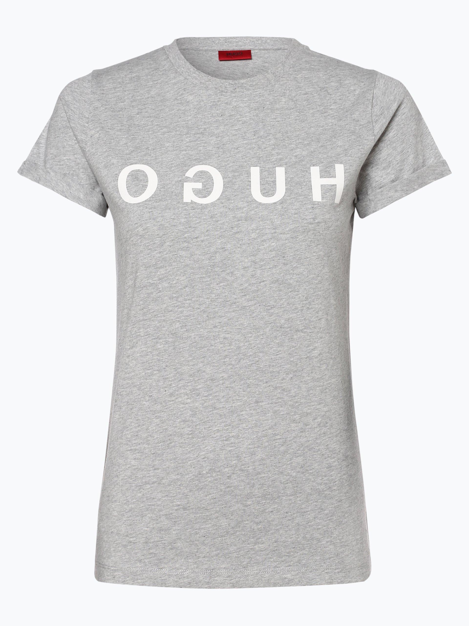 HUGO Damen T-Shirt - Denna_4