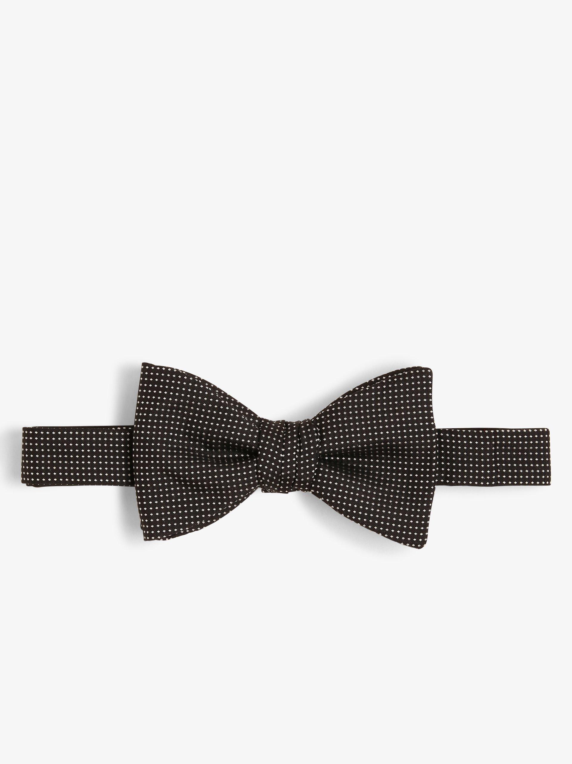 HUGO Herren Fliege aus Seide - Bow tie dressy