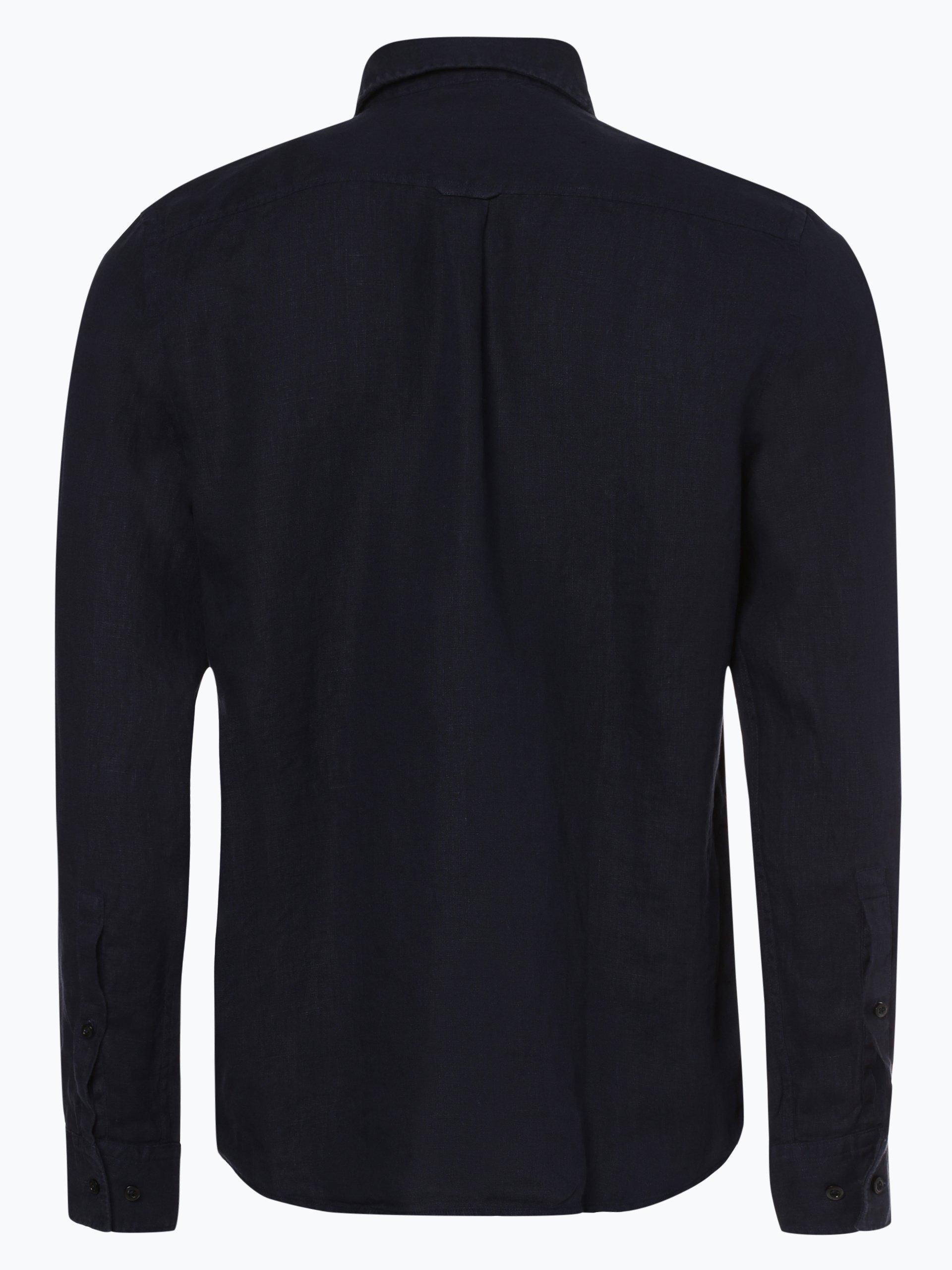 HUGO Herren Hemd aus Leinen - Evart