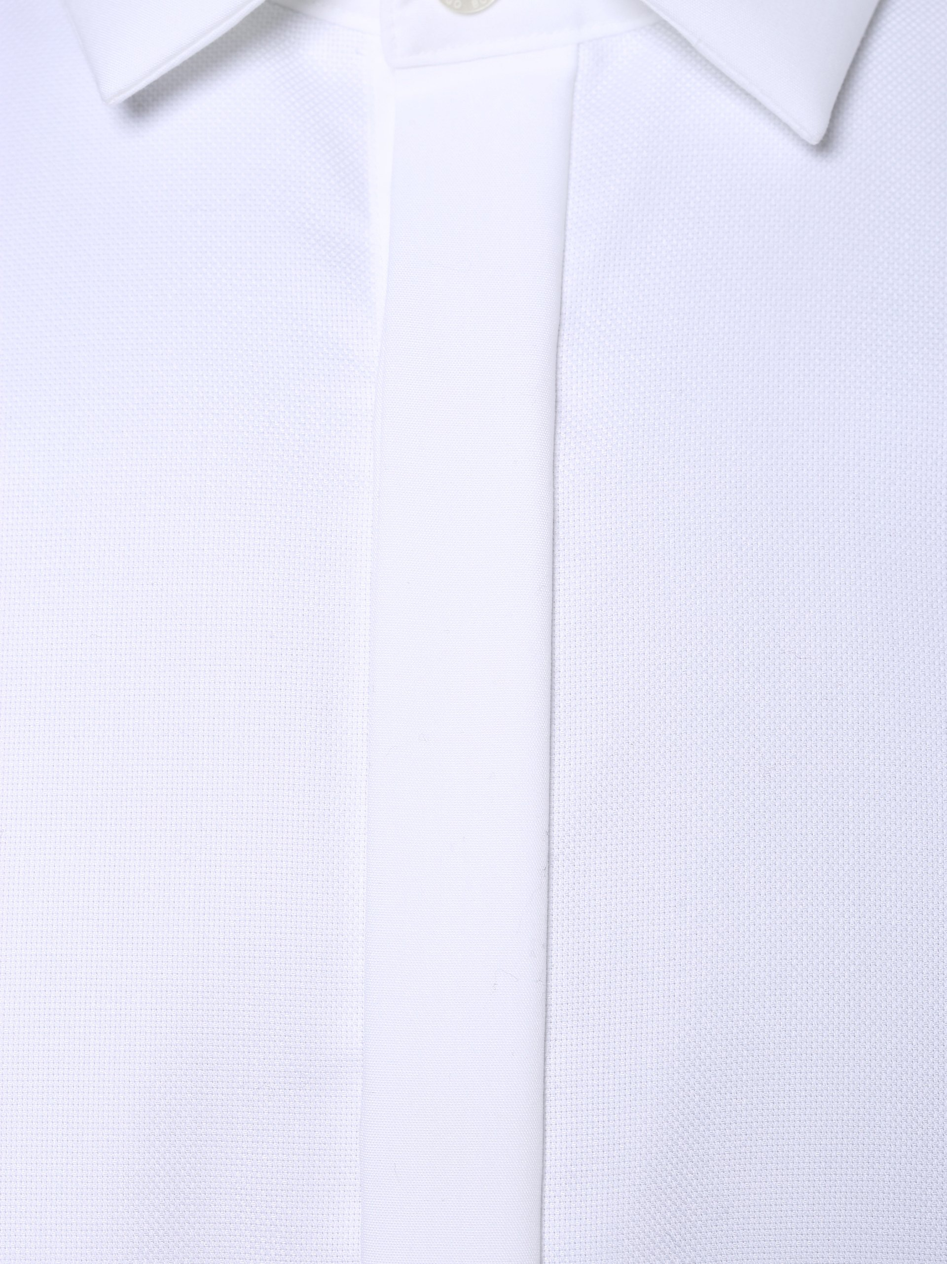 HUGO Herren Hemd Bügelleicht - Easto