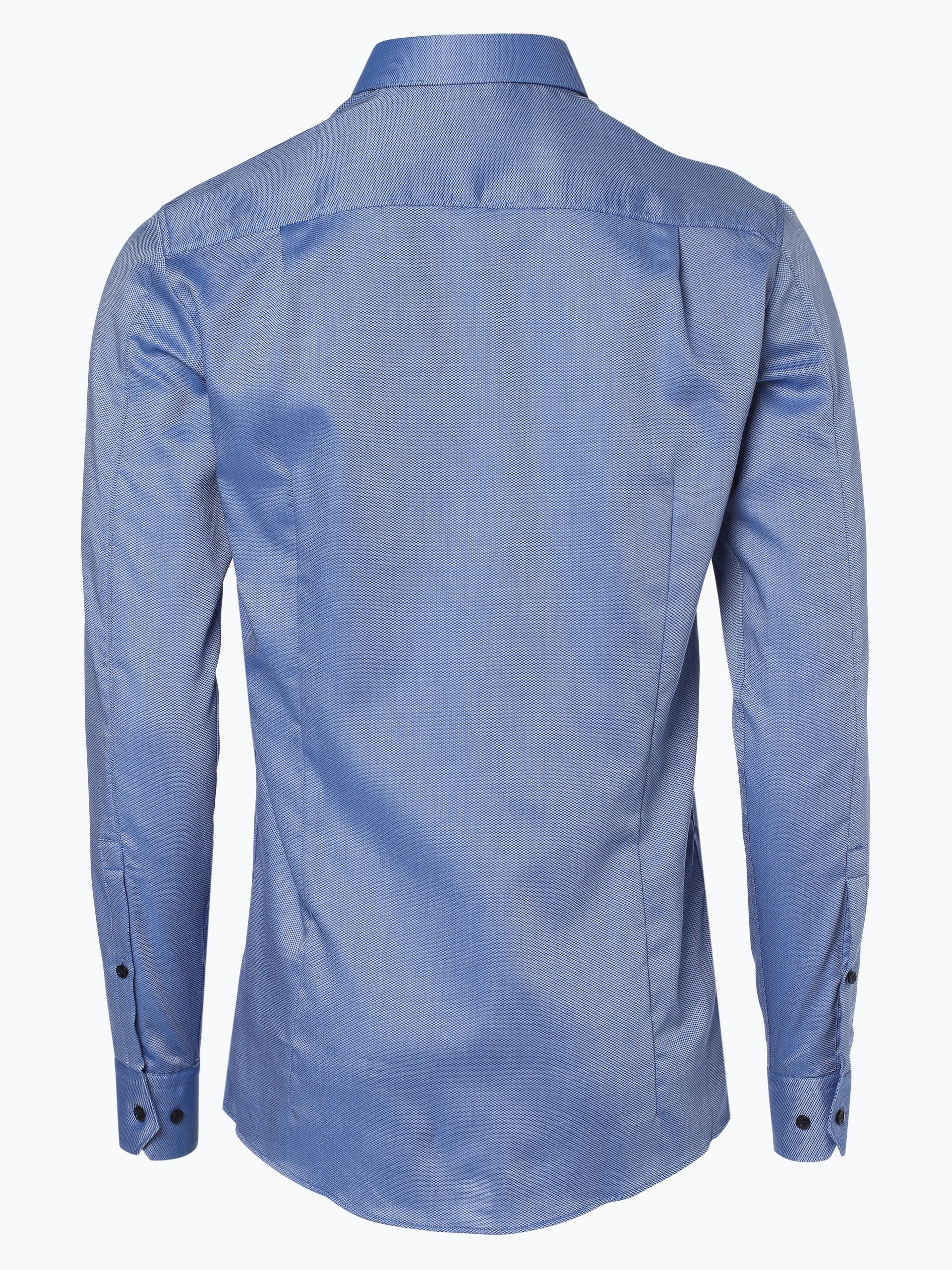 HUGO Herren Hemd Bügelleicht - Elisha01