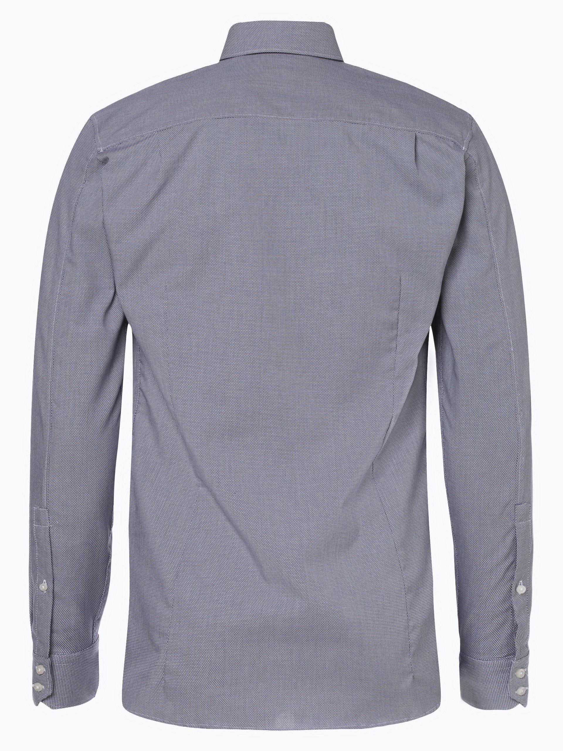 HUGO Herren Hemd - Bügelleicht - Elisha01