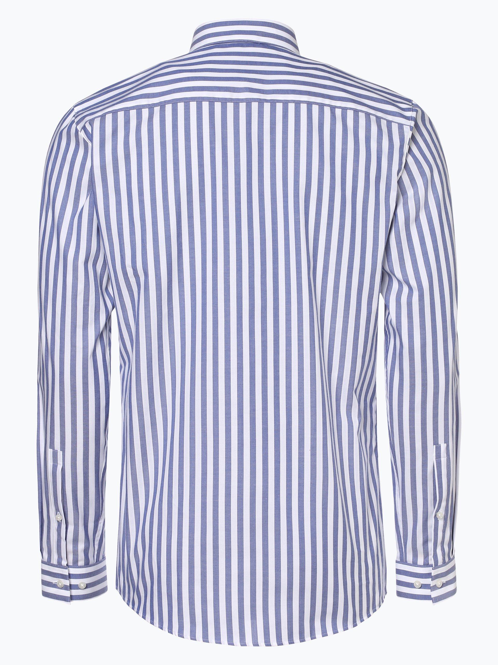 HUGO Herren Hemd - Bügelleicht - Erondo
