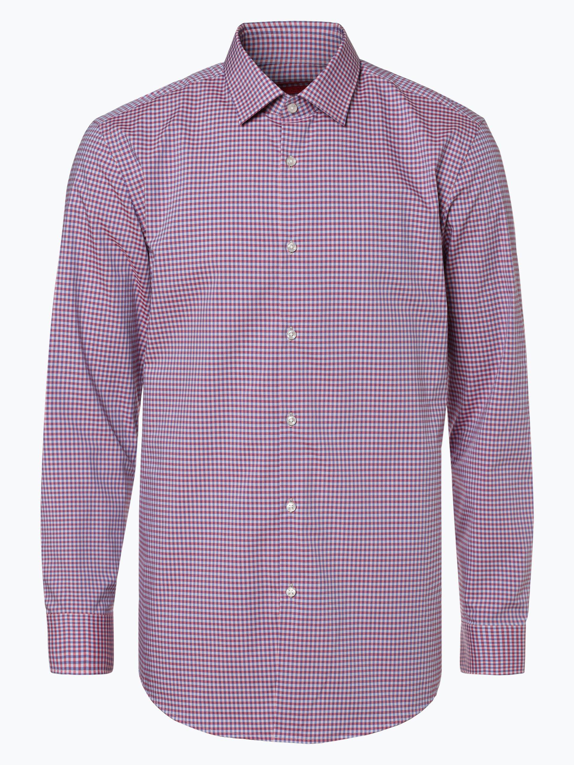 HUGO Herren Hemd Bügelleicht - Kenn