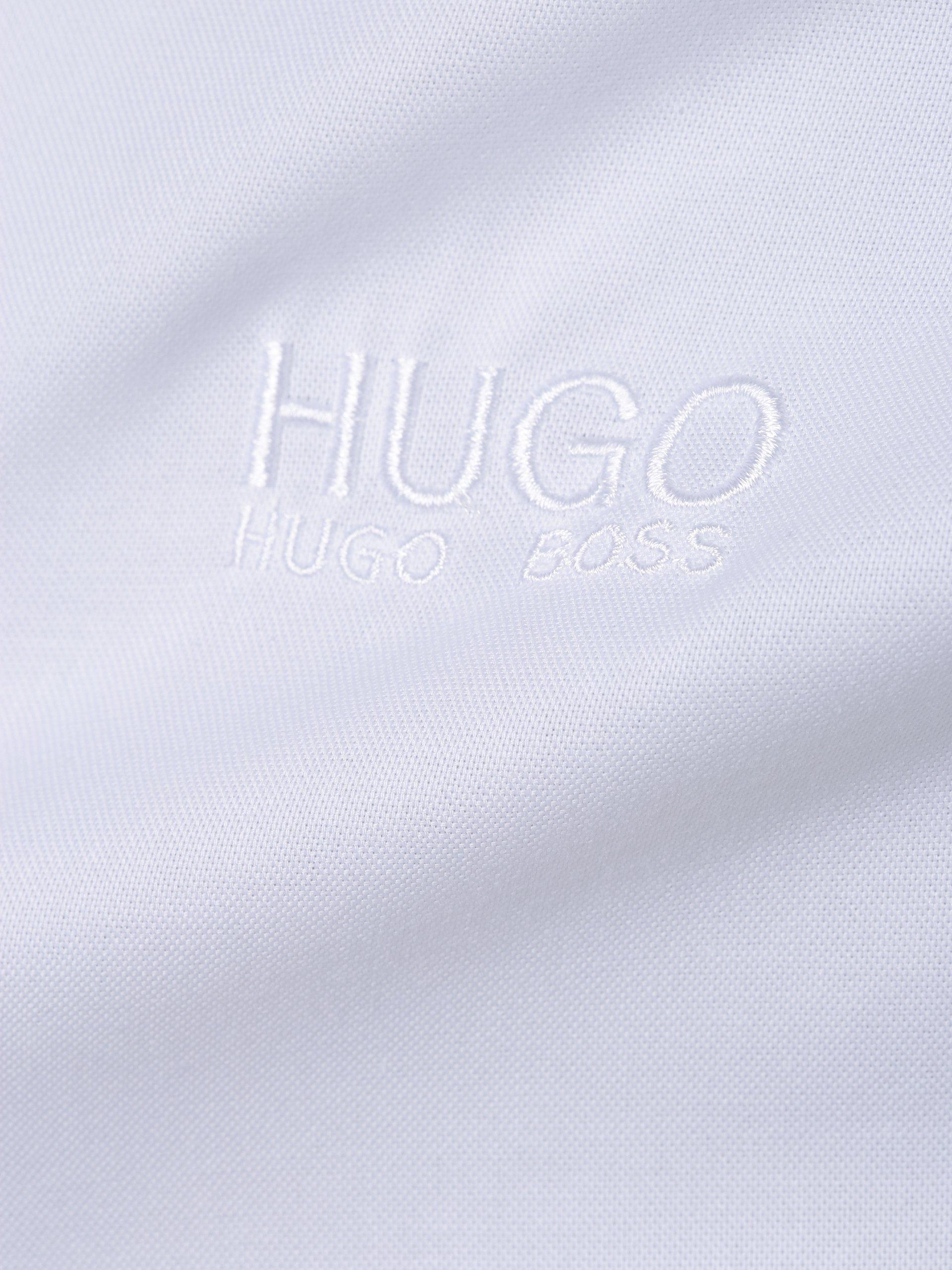 HUGO Herren Hemd - Evory-Logo