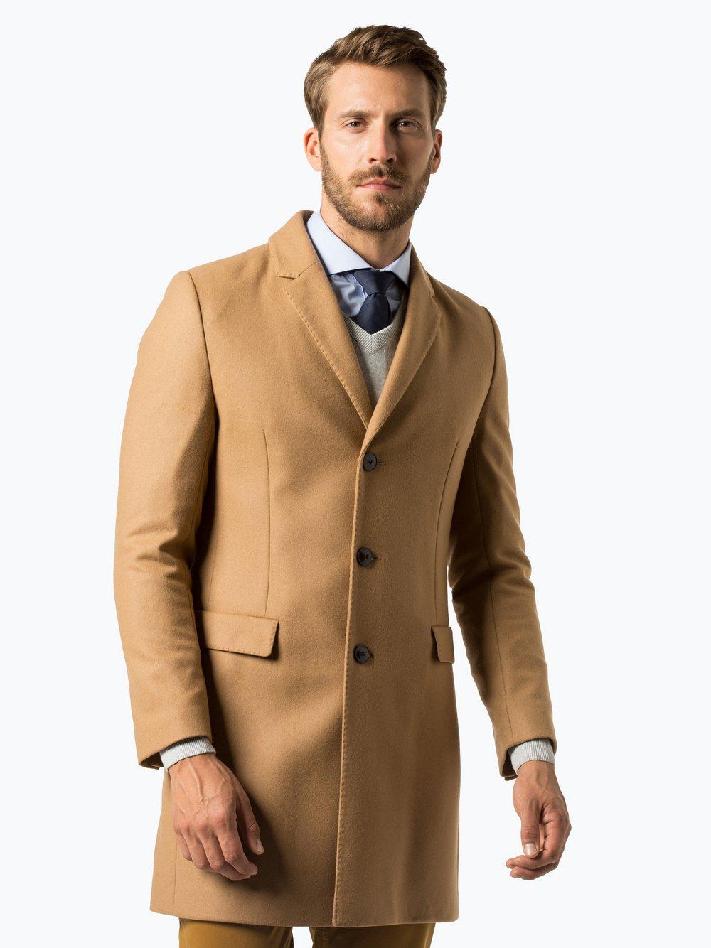 competitive price fbfde 9e00a HUGO Herren Mantel - Migor1841 online kaufen | VANGRAAF.COM