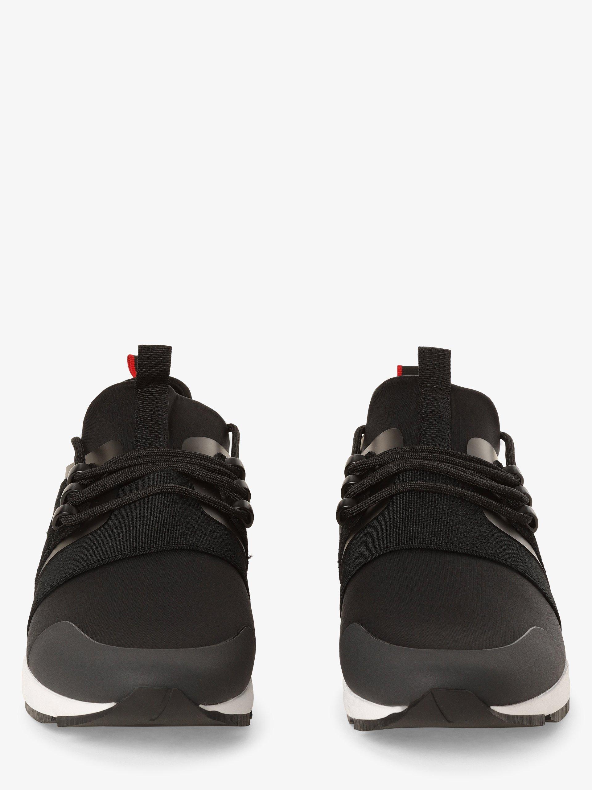 HUGO Herren Sneaker mit Leder-Anteil - Hybrid_Runn_mxsc1