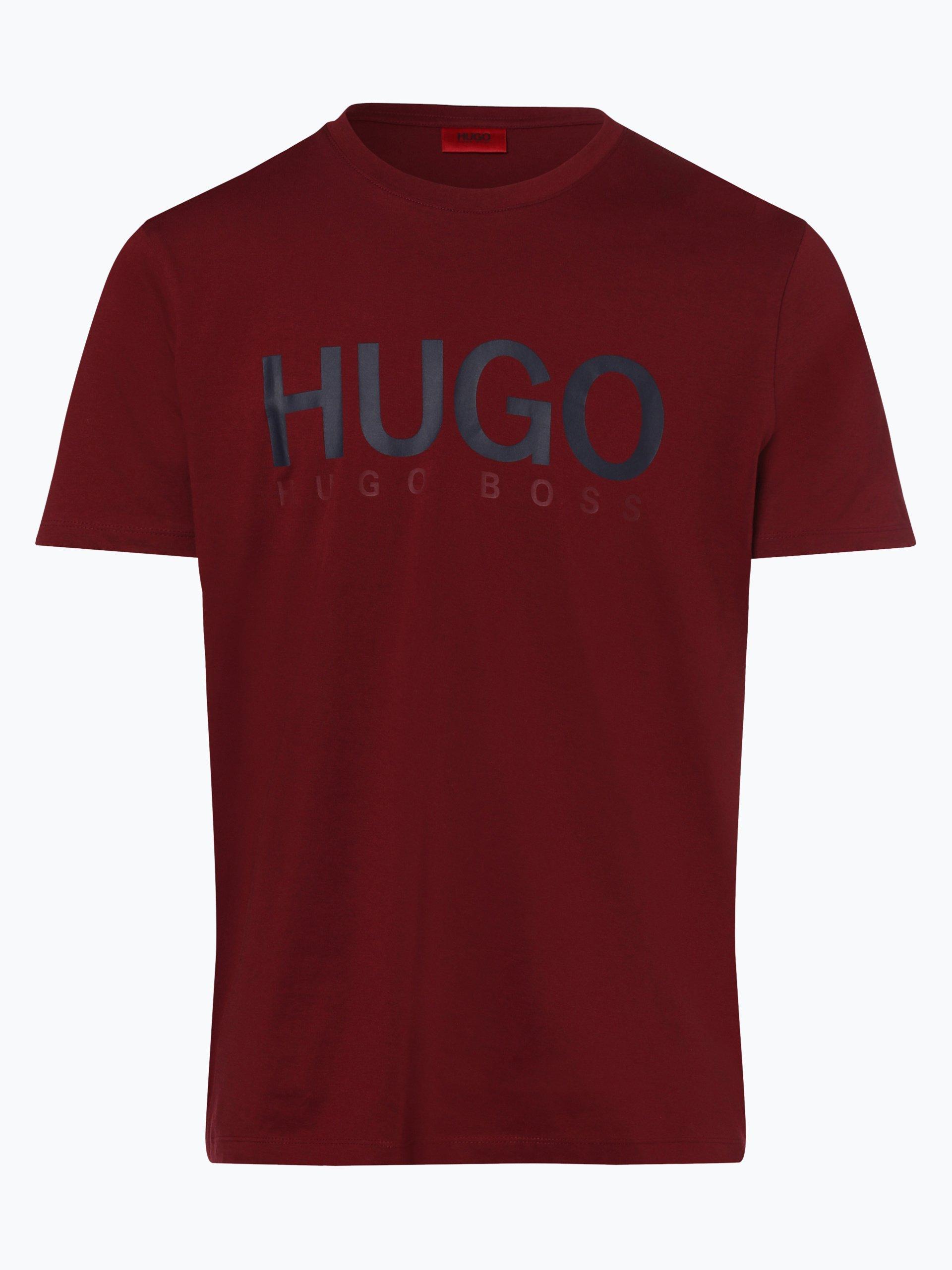 HUGO Herren T-Shirt - Dolive-U3