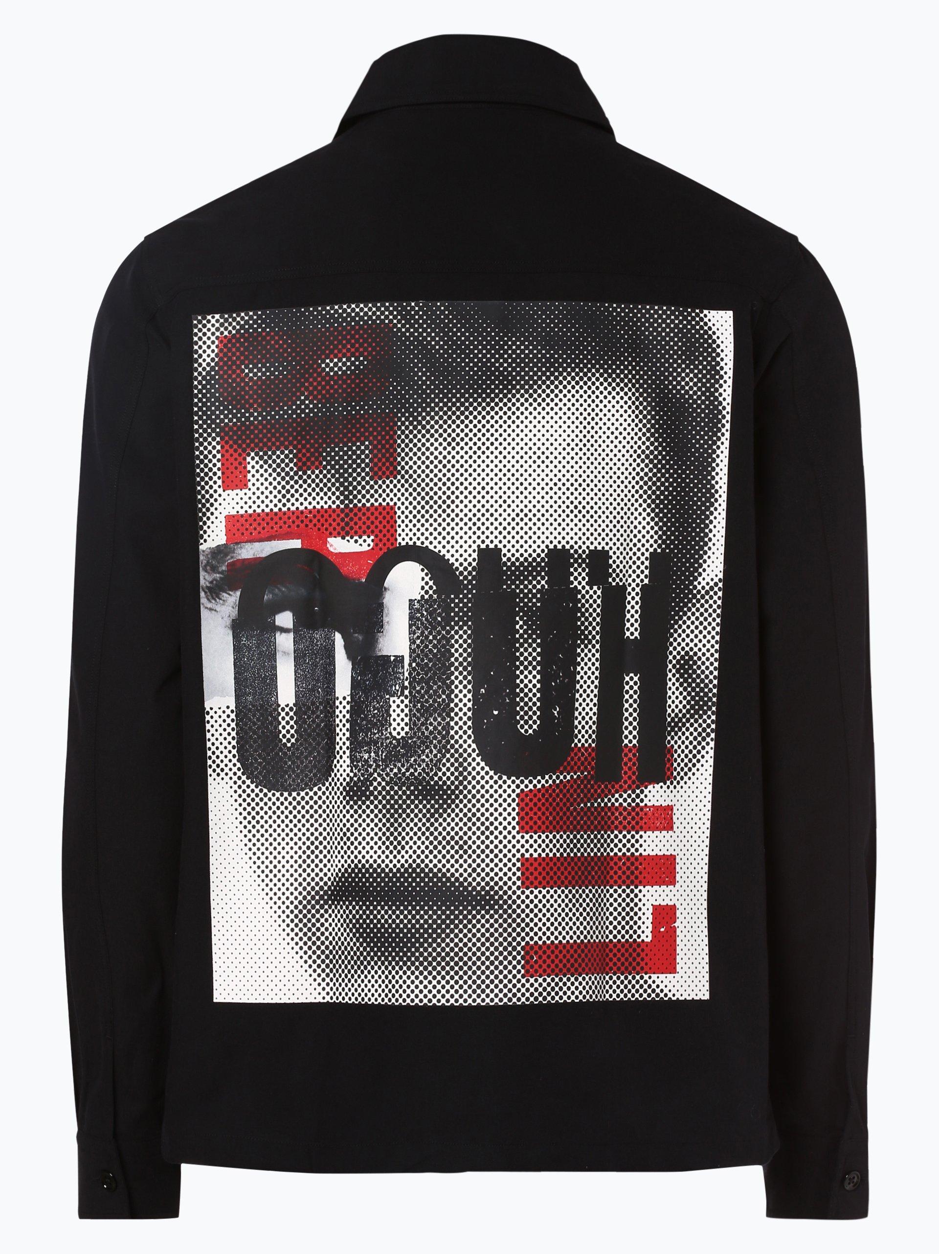 HUGO Koszula męska – Ebaldo