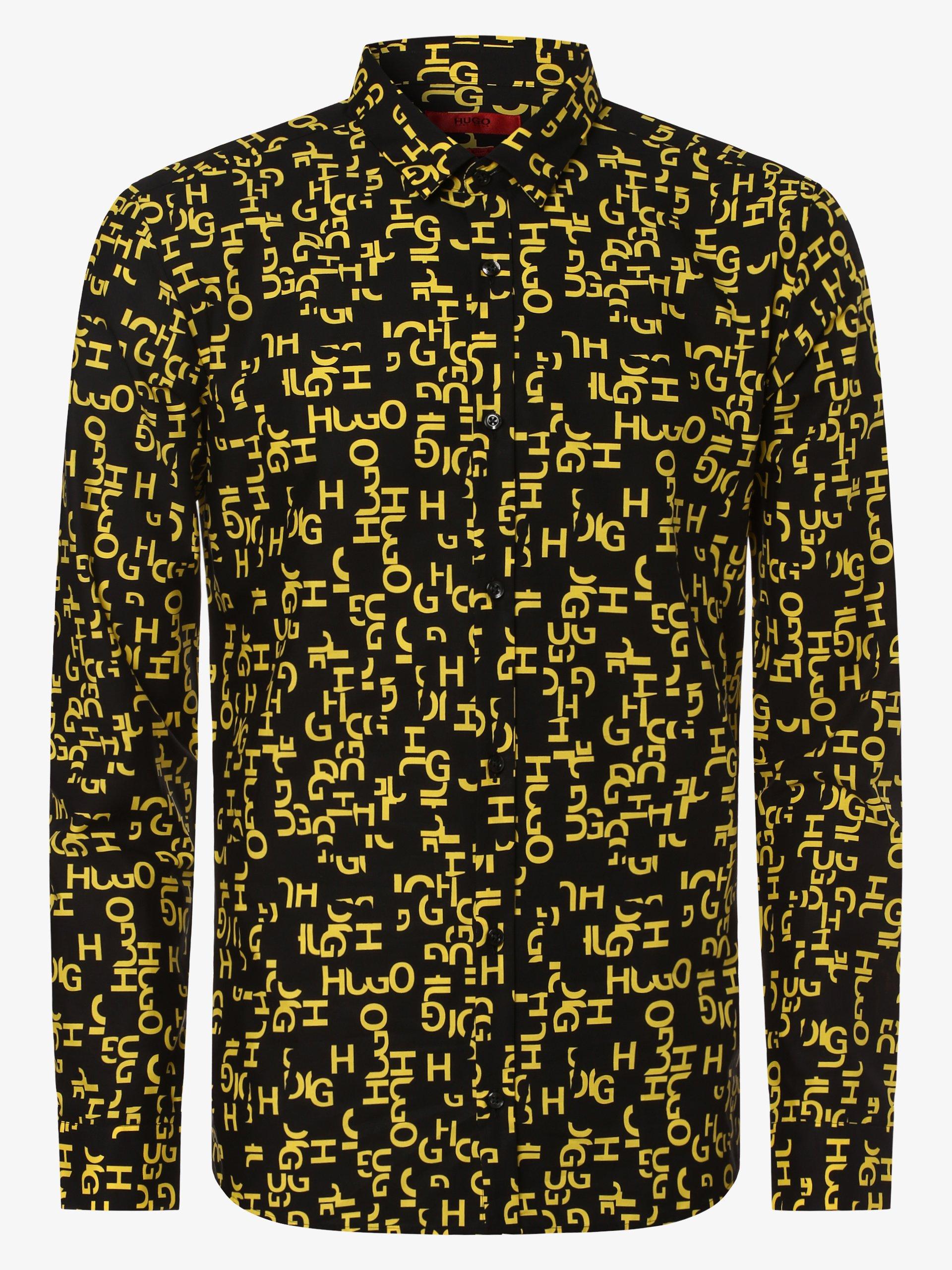 HUGO Koszula męska – Ero3-W