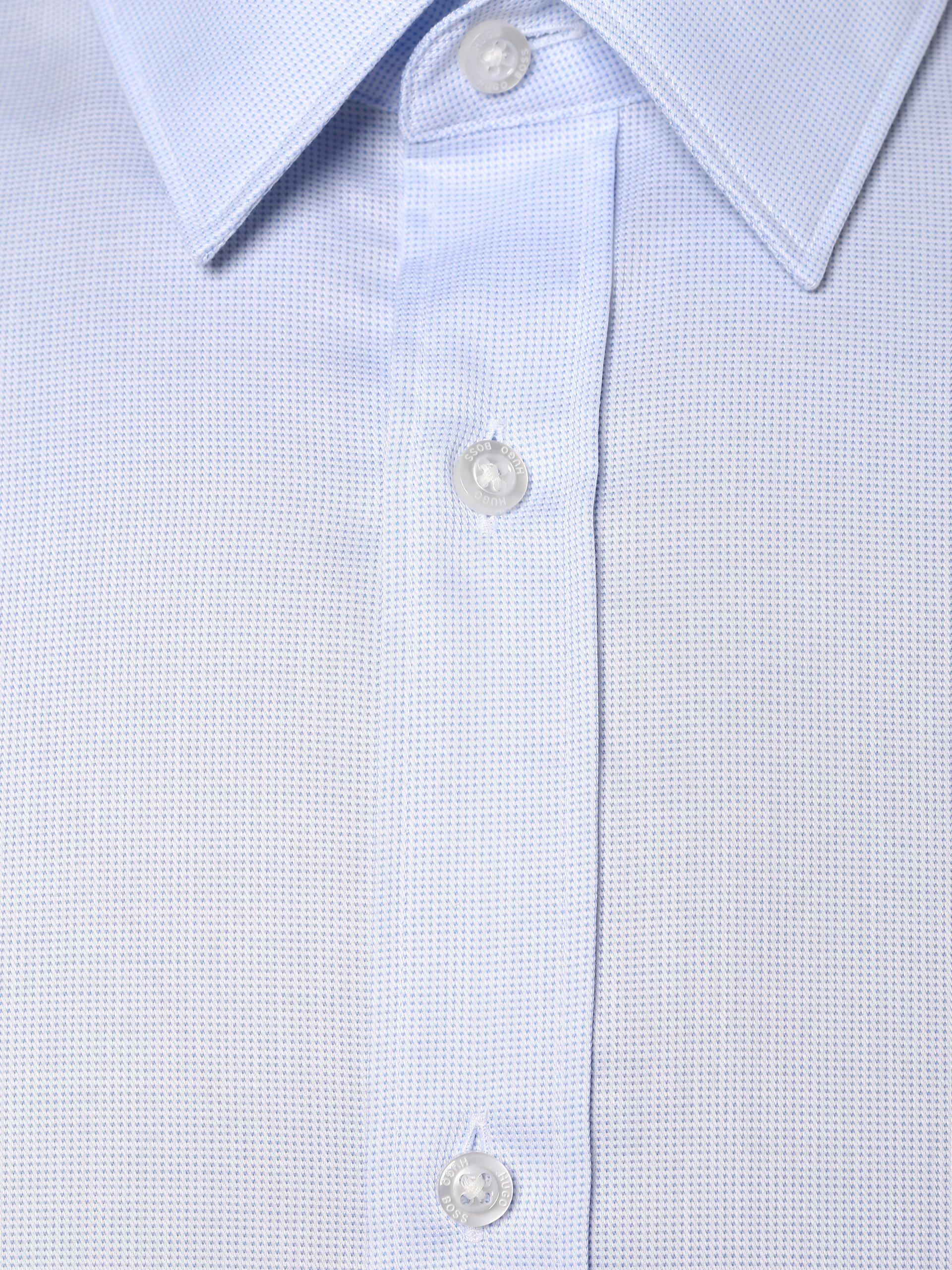 HUGO Koszula męska łatwa w prasowaniu – Elisha01