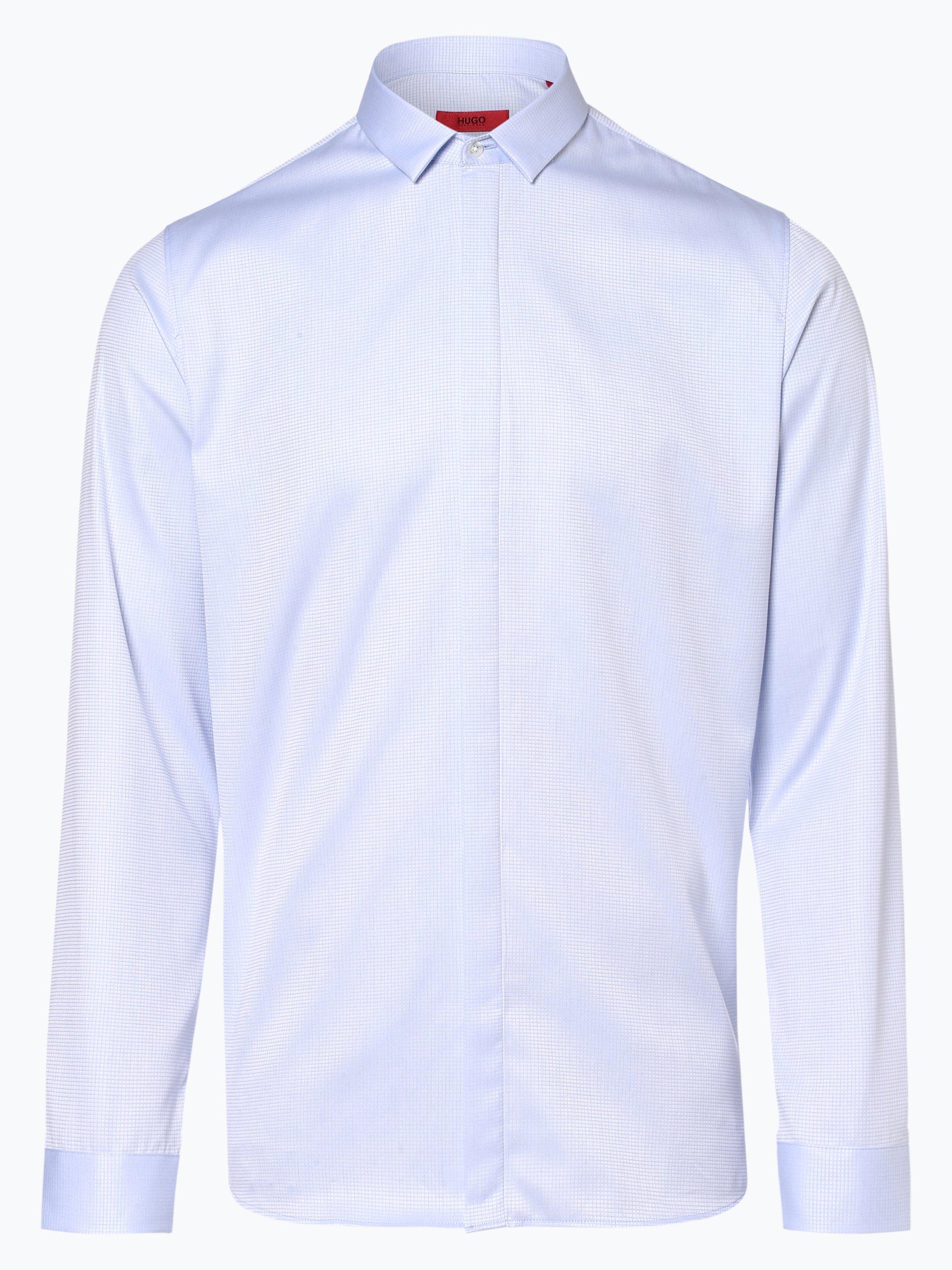 HUGO Koszula męska Two Ply – Etran