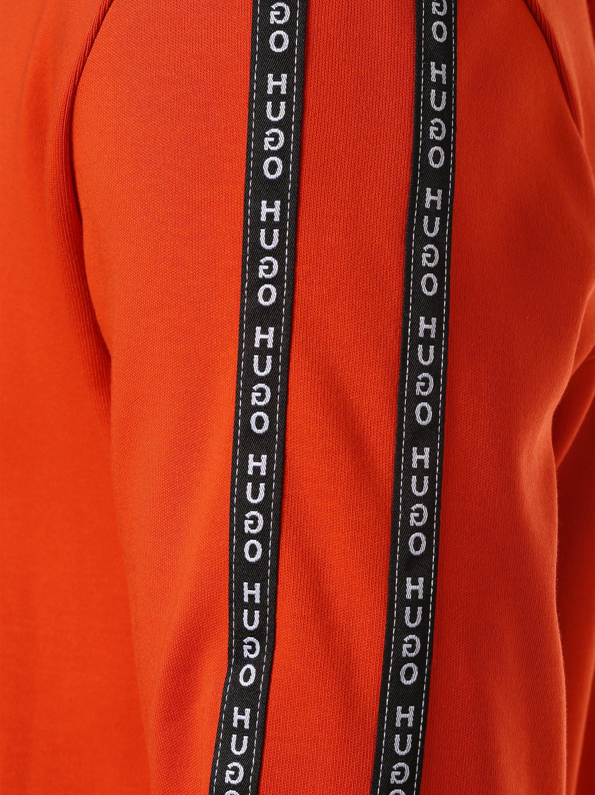 HUGO Męska bluza nierozpinana – Dercolano