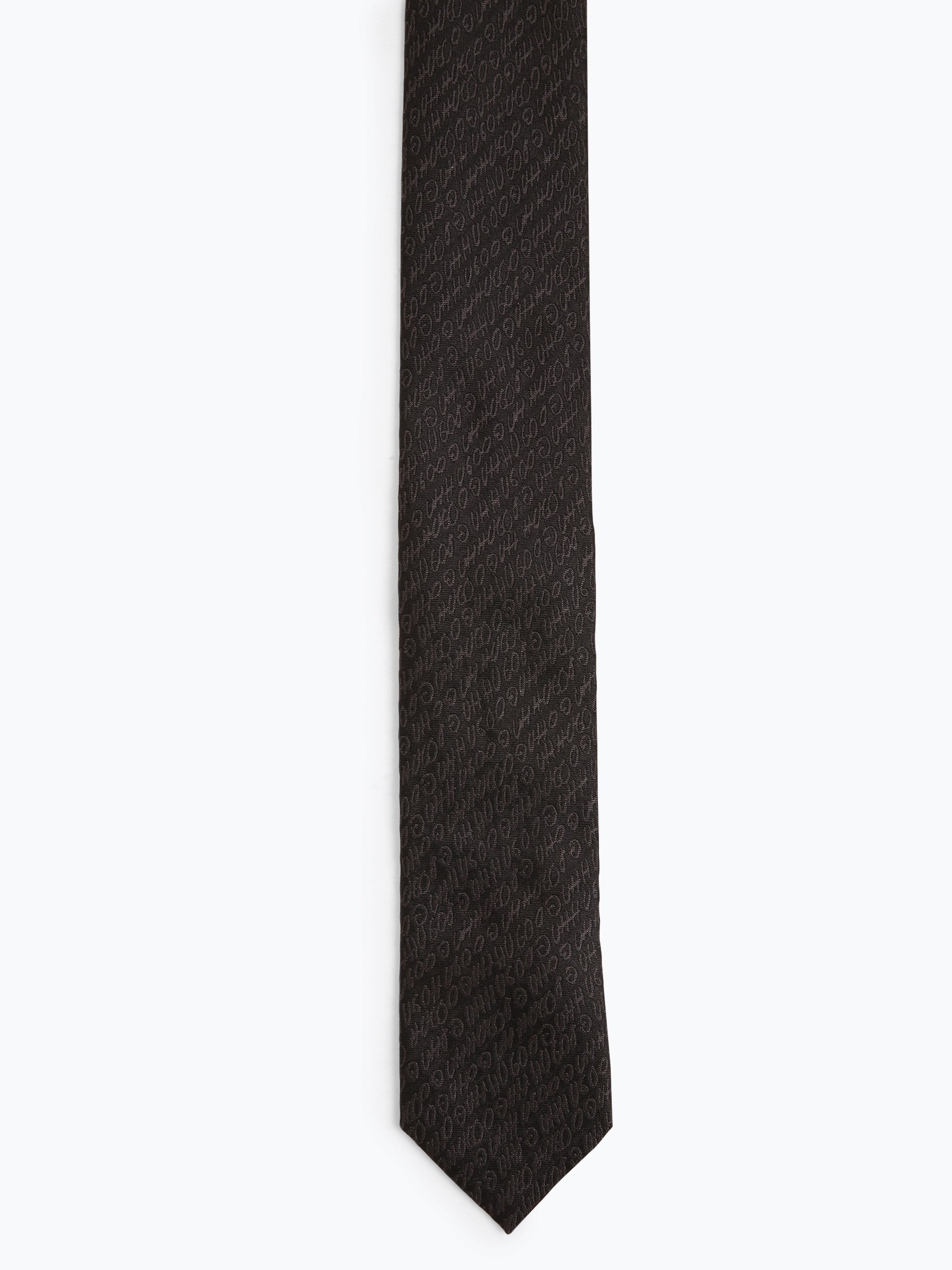 HUGO Męski krawat – Tie 6 cm