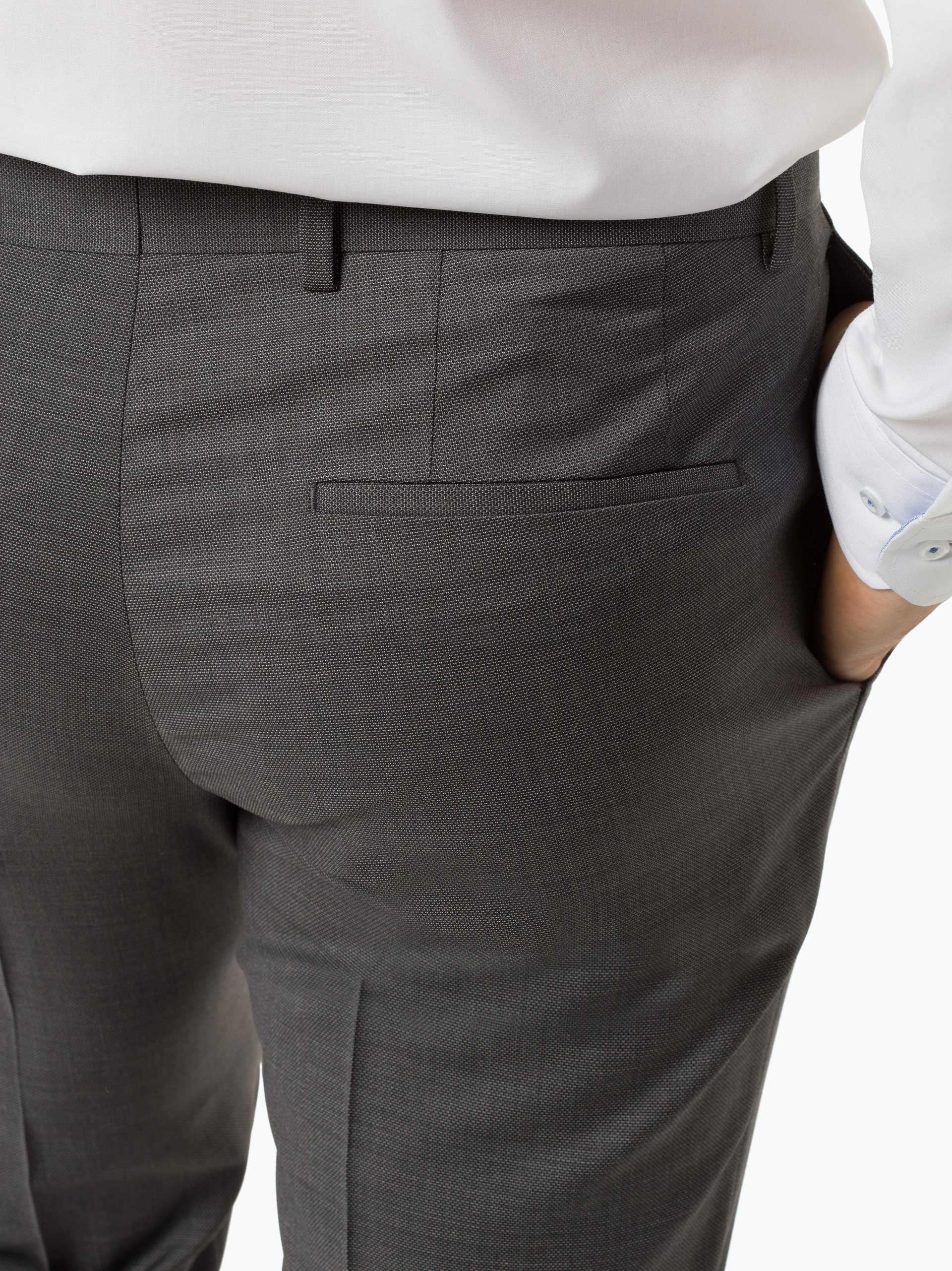 HUGO Męskie spodnie od garnituru modułowego – Griffin182