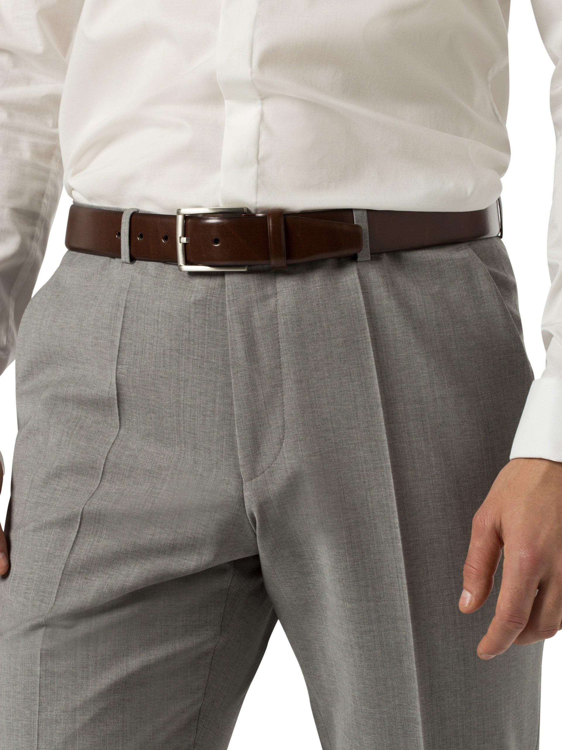 HUGO Męskie spodnie od garnituru modułowego – Simmons182