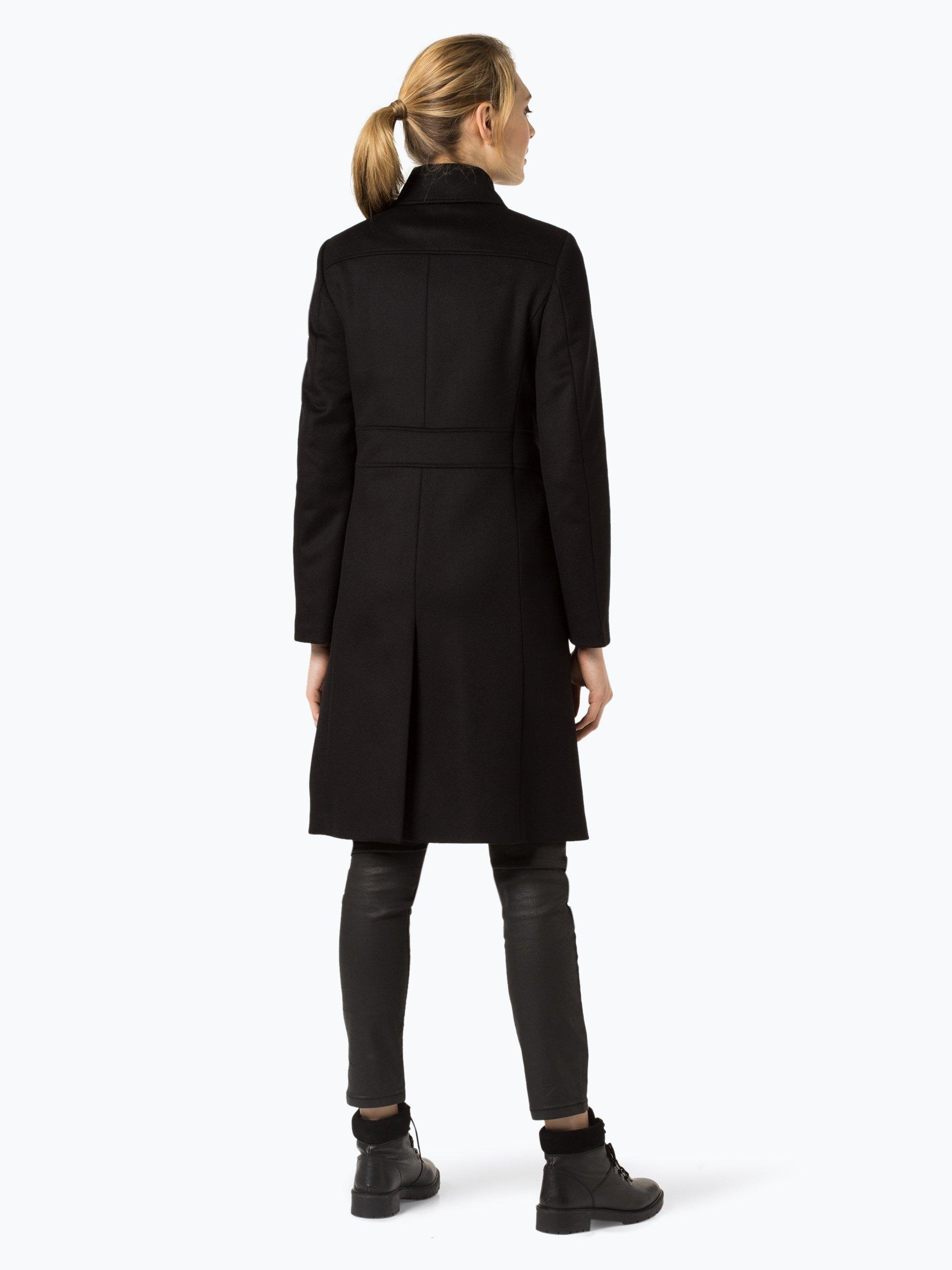 HUGO Płaszcz damski z dodatkiem kaszmiru – Misara