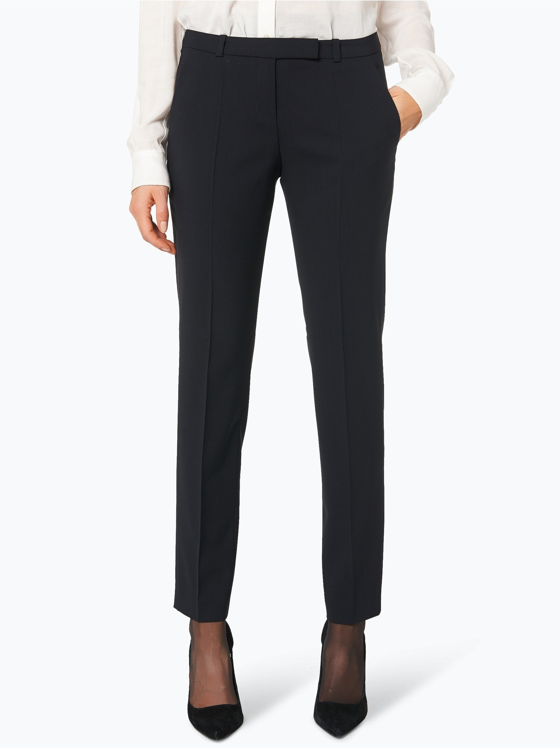 HUGO Spodnie damskie – Harile-3