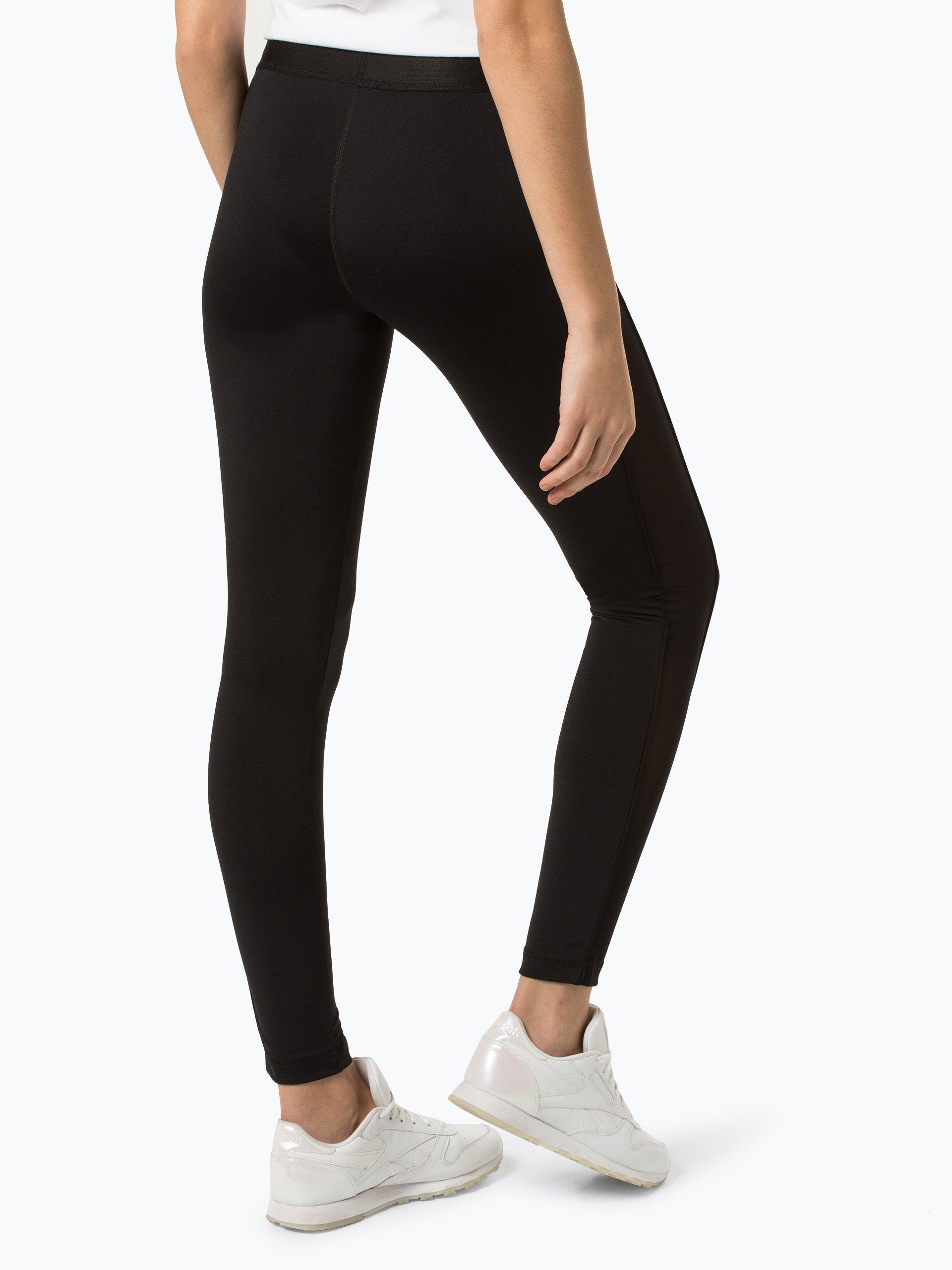HUGO Sportowe legginsy damskie