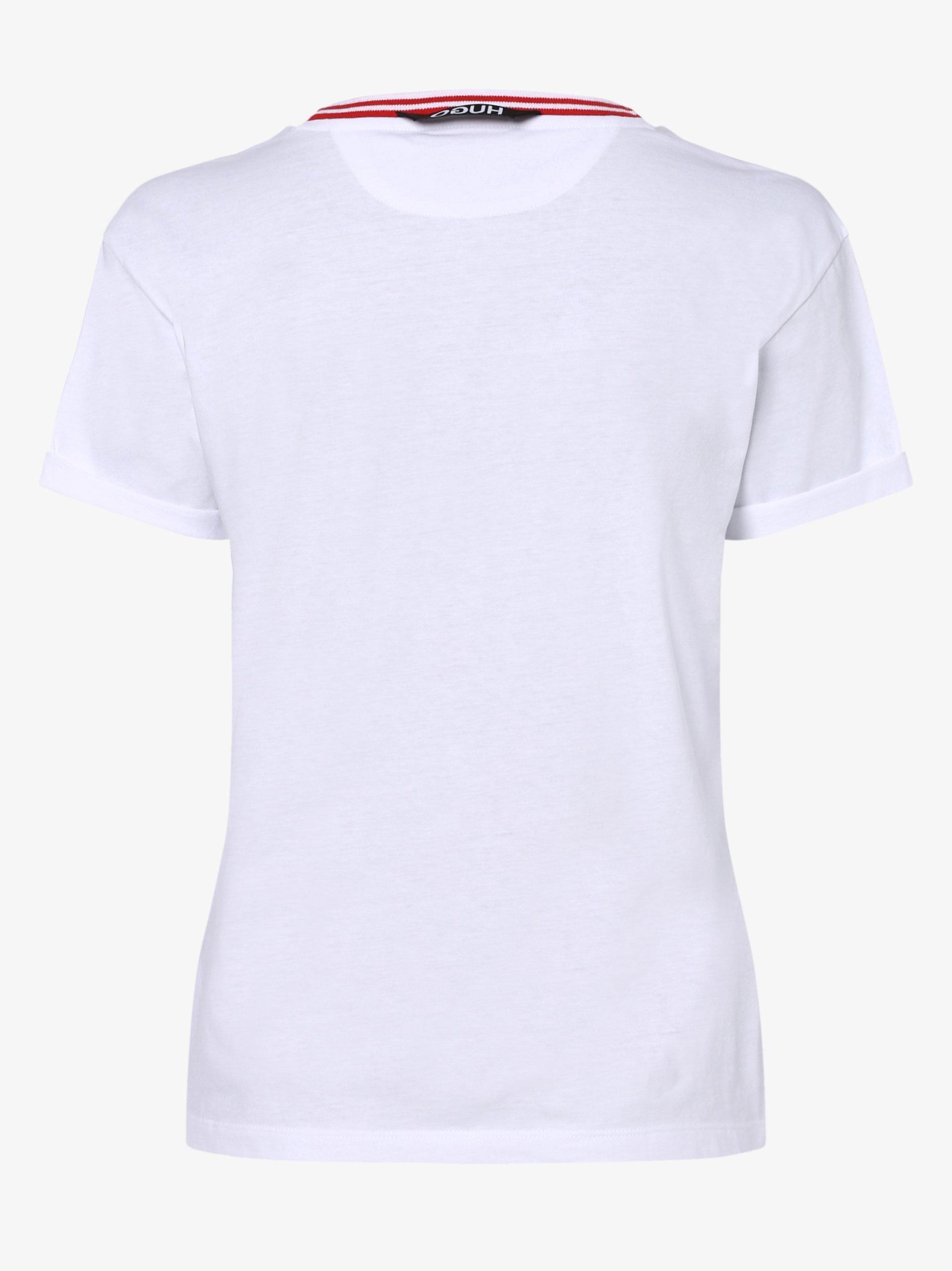 HUGO T-shirt damski – Datina_2