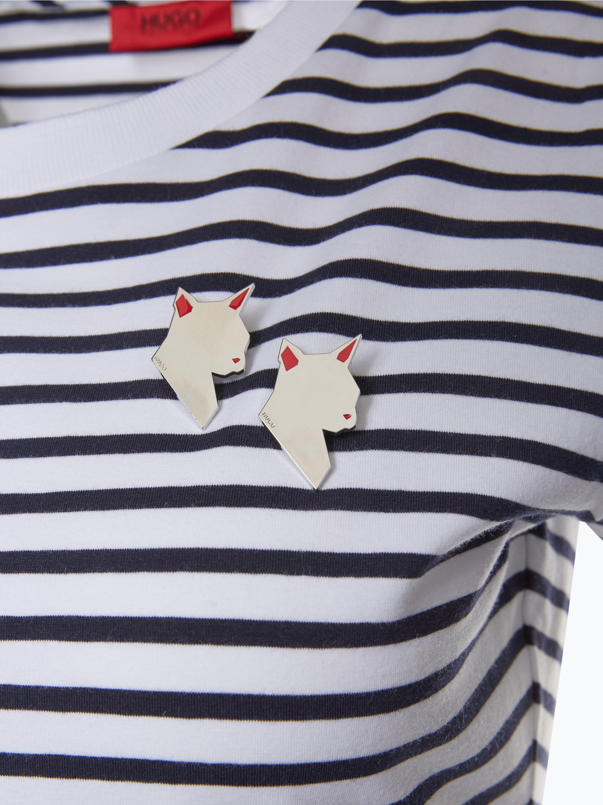 HUGO T-shirt damski – Nirine