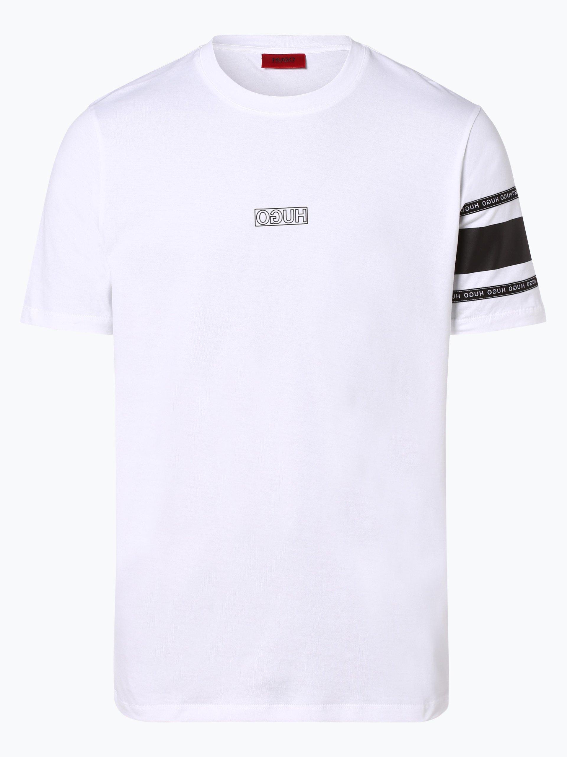 HUGO T-shirt męski – Durned-U6