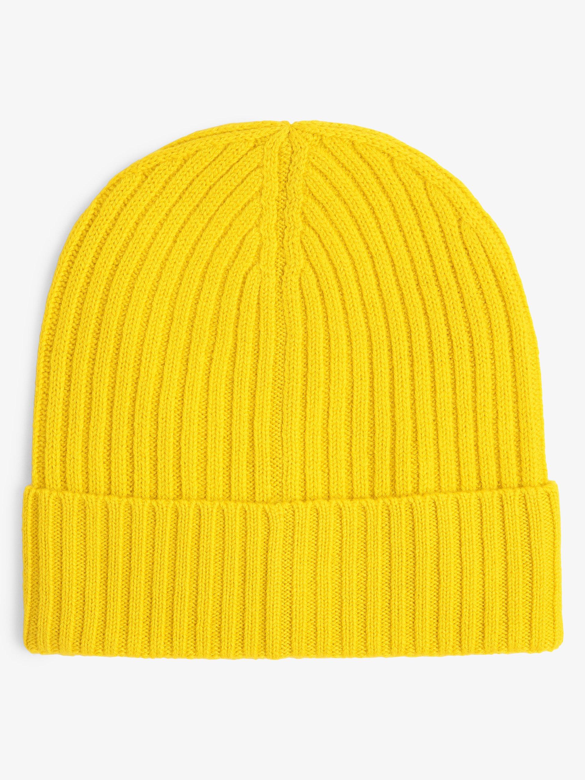 HUGO Wełniana czapka – Unisex-X565