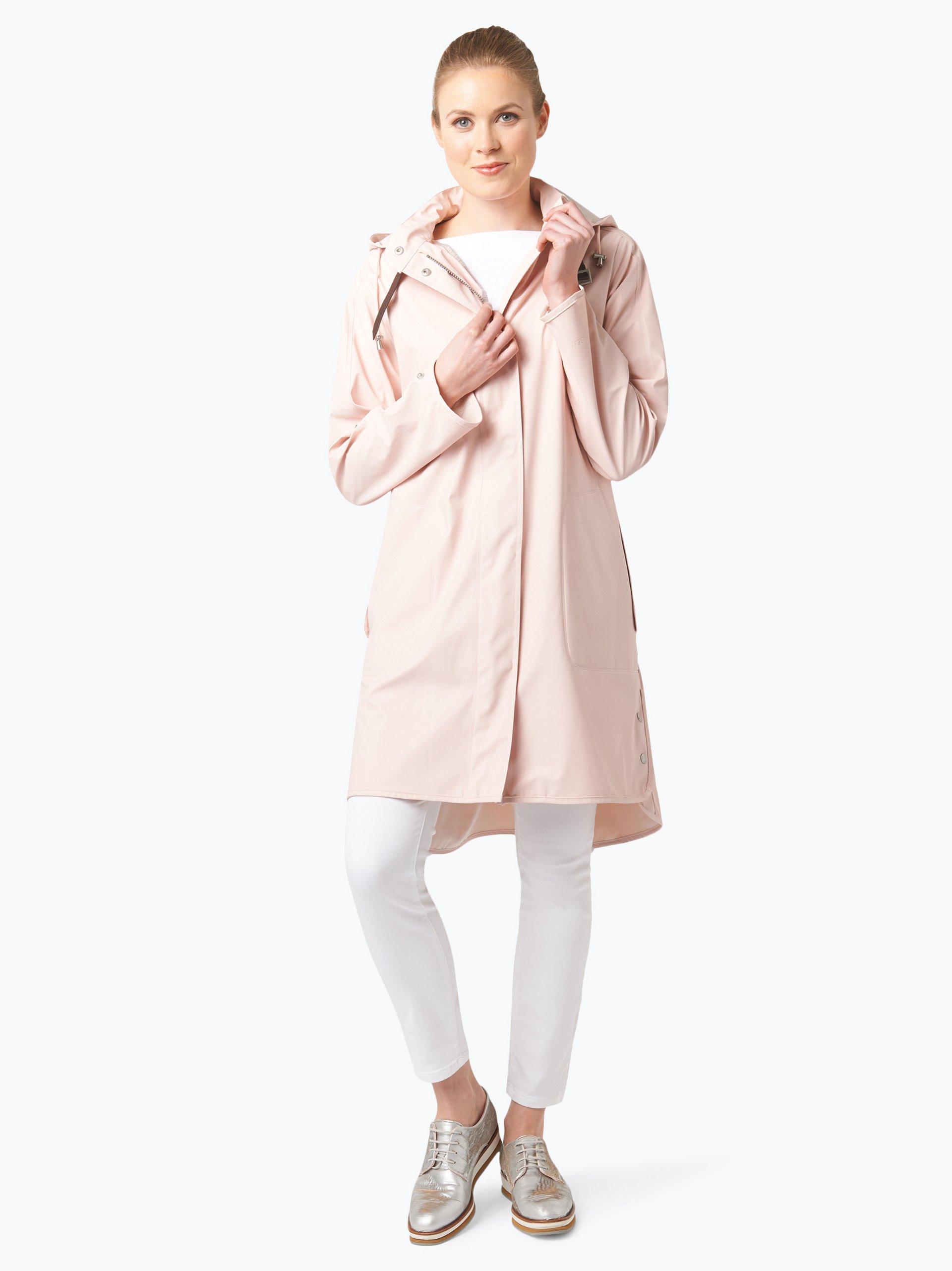 ilse jacobsen damen mantel rain71 rosa uni online kaufen peek und cloppenburg de. Black Bedroom Furniture Sets. Home Design Ideas