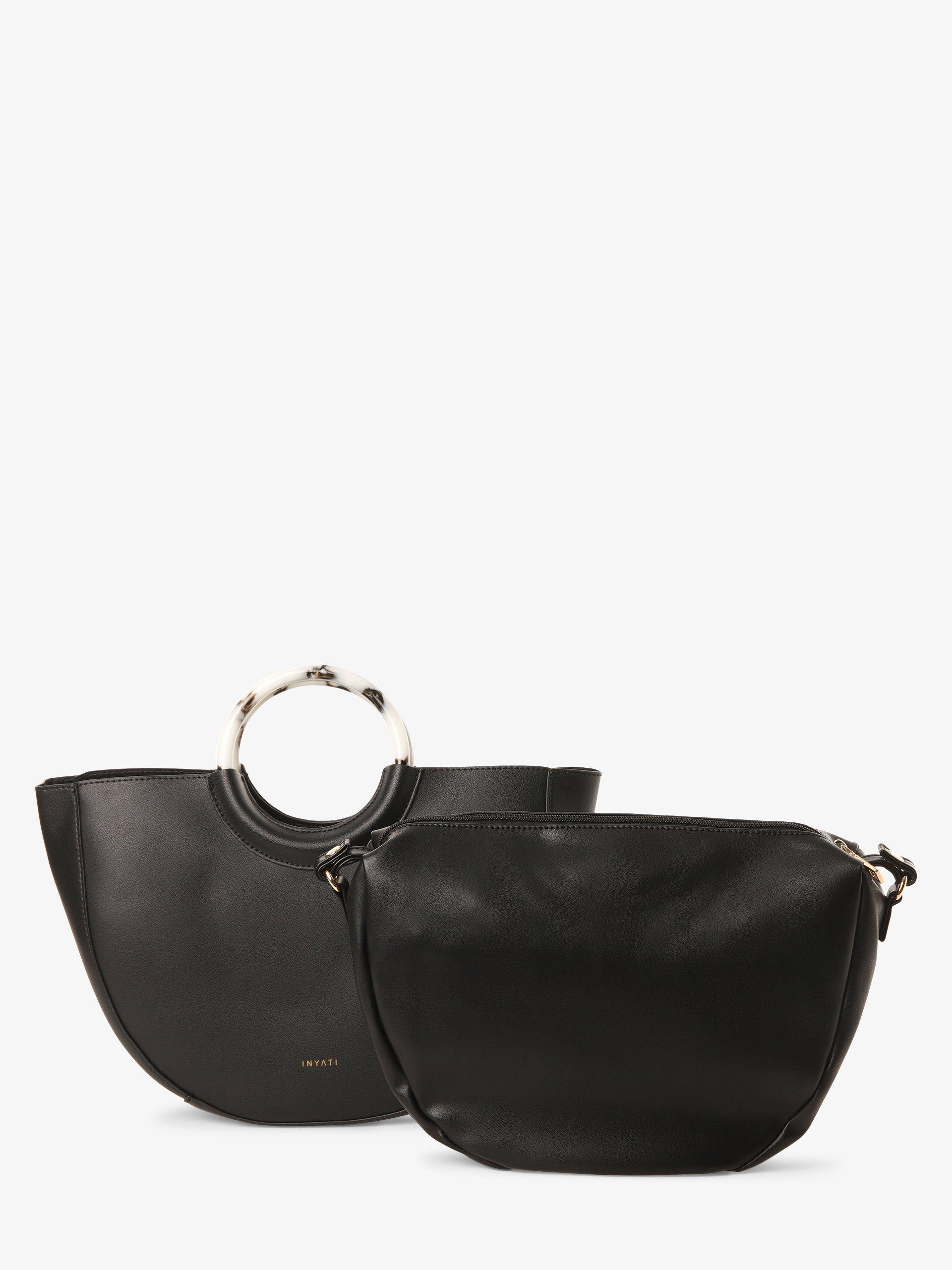 Inyati Damen Handtasche mit Innentasche