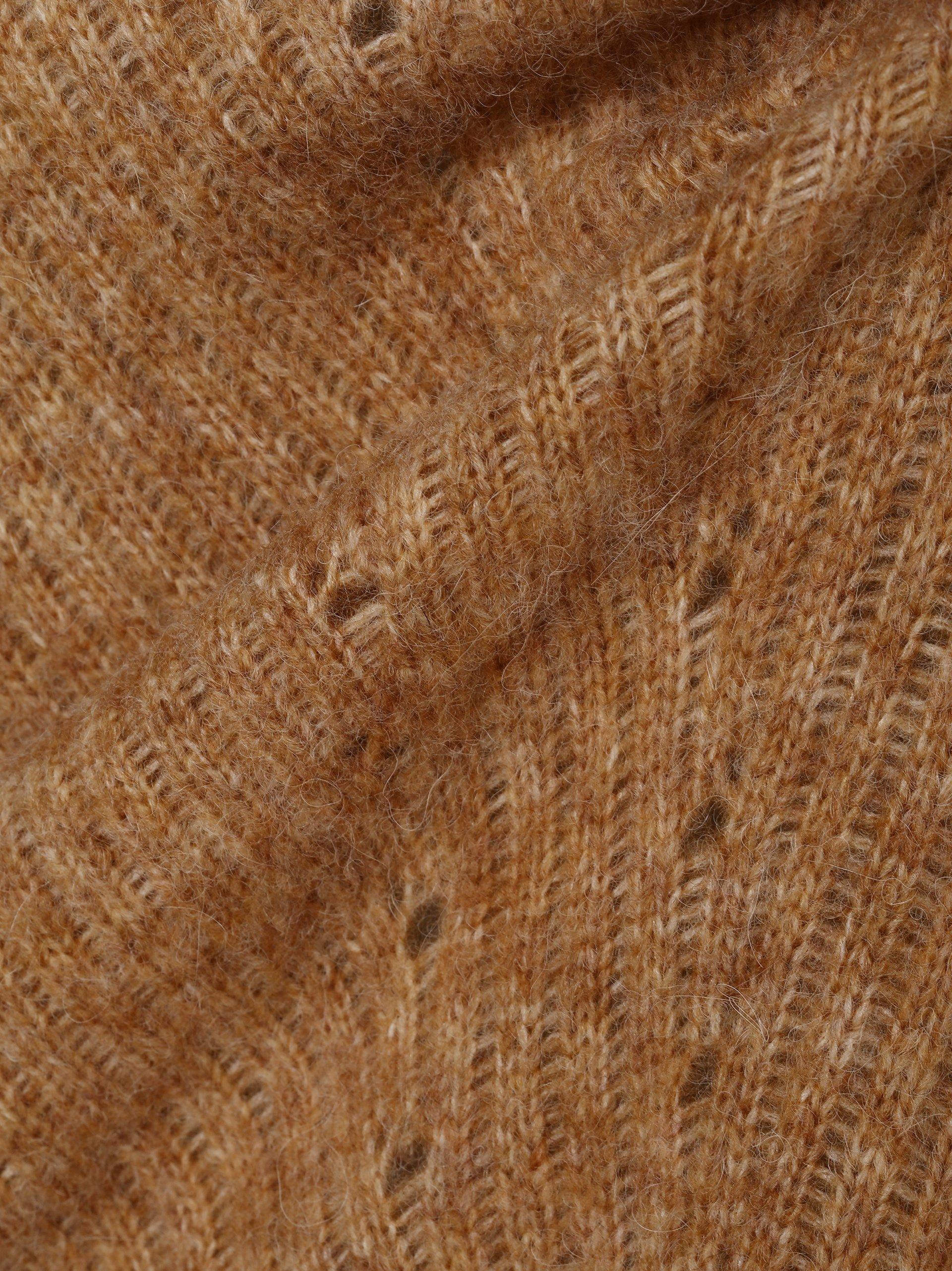 IPURI Sweter damski z dodatkiem alpaki – Blanche