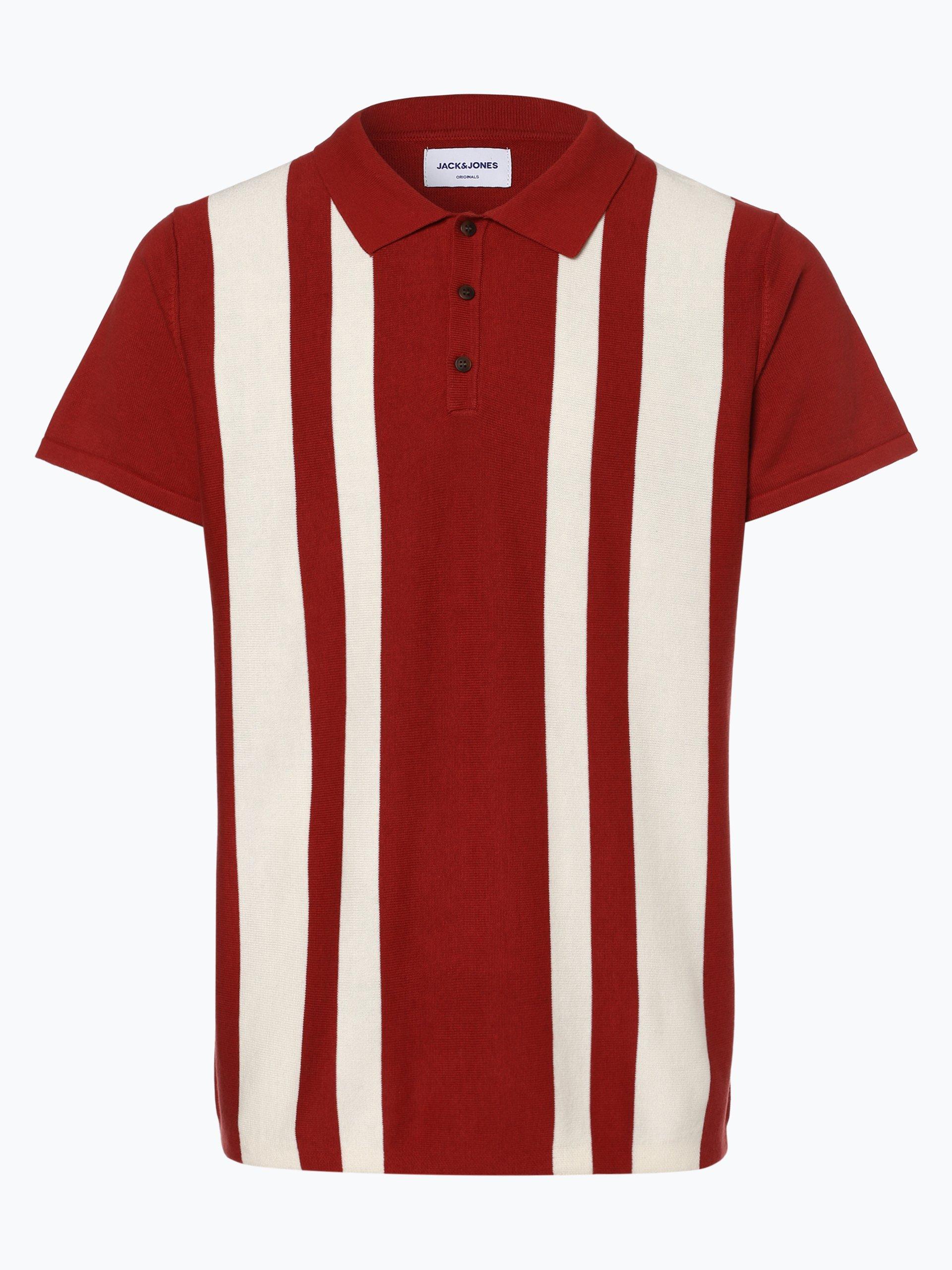 Jack & Jones Herren Poloshirt - Jorpolo