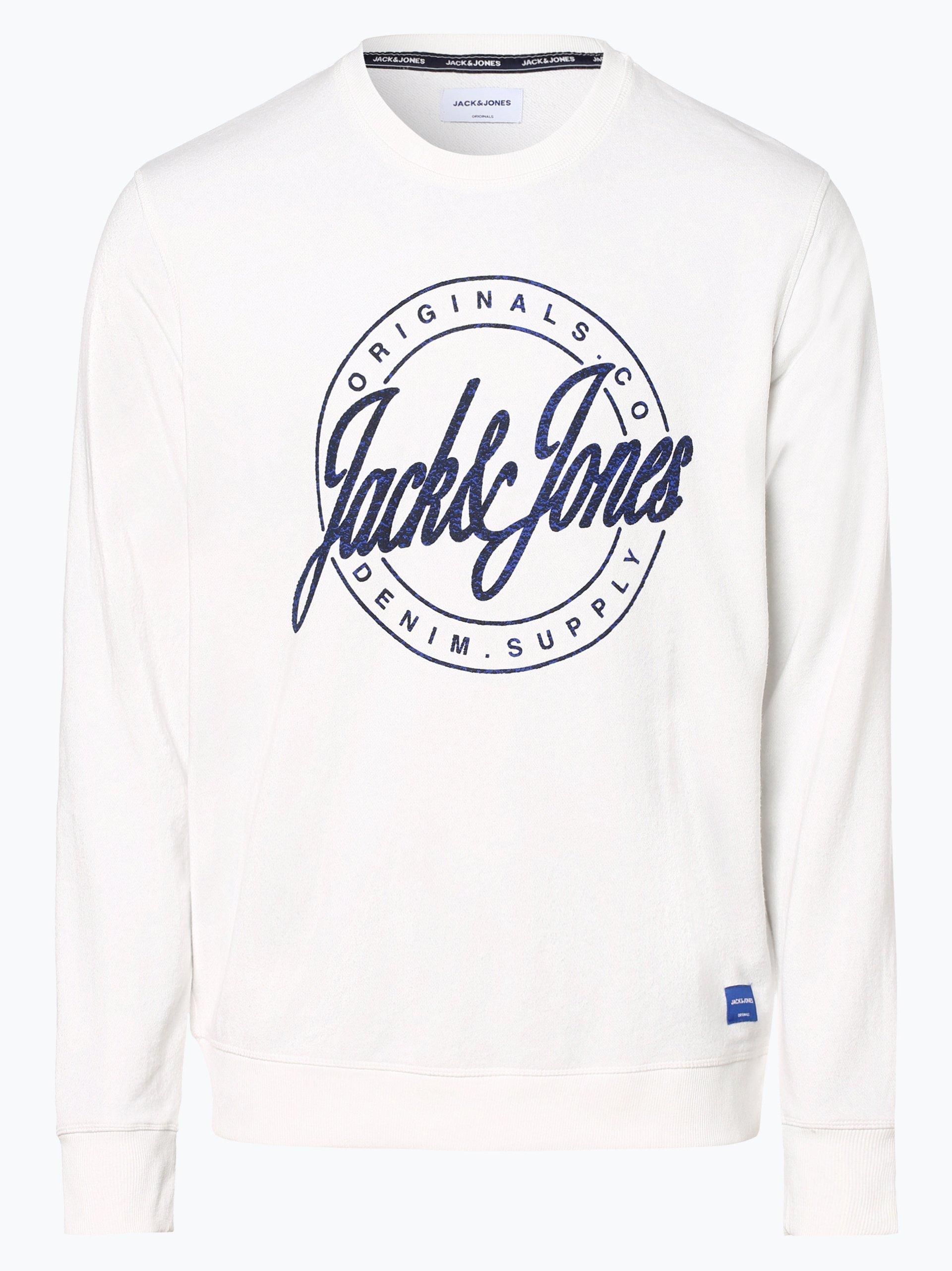 Jack & Jones Herren Sweatshirt - Jorhazy