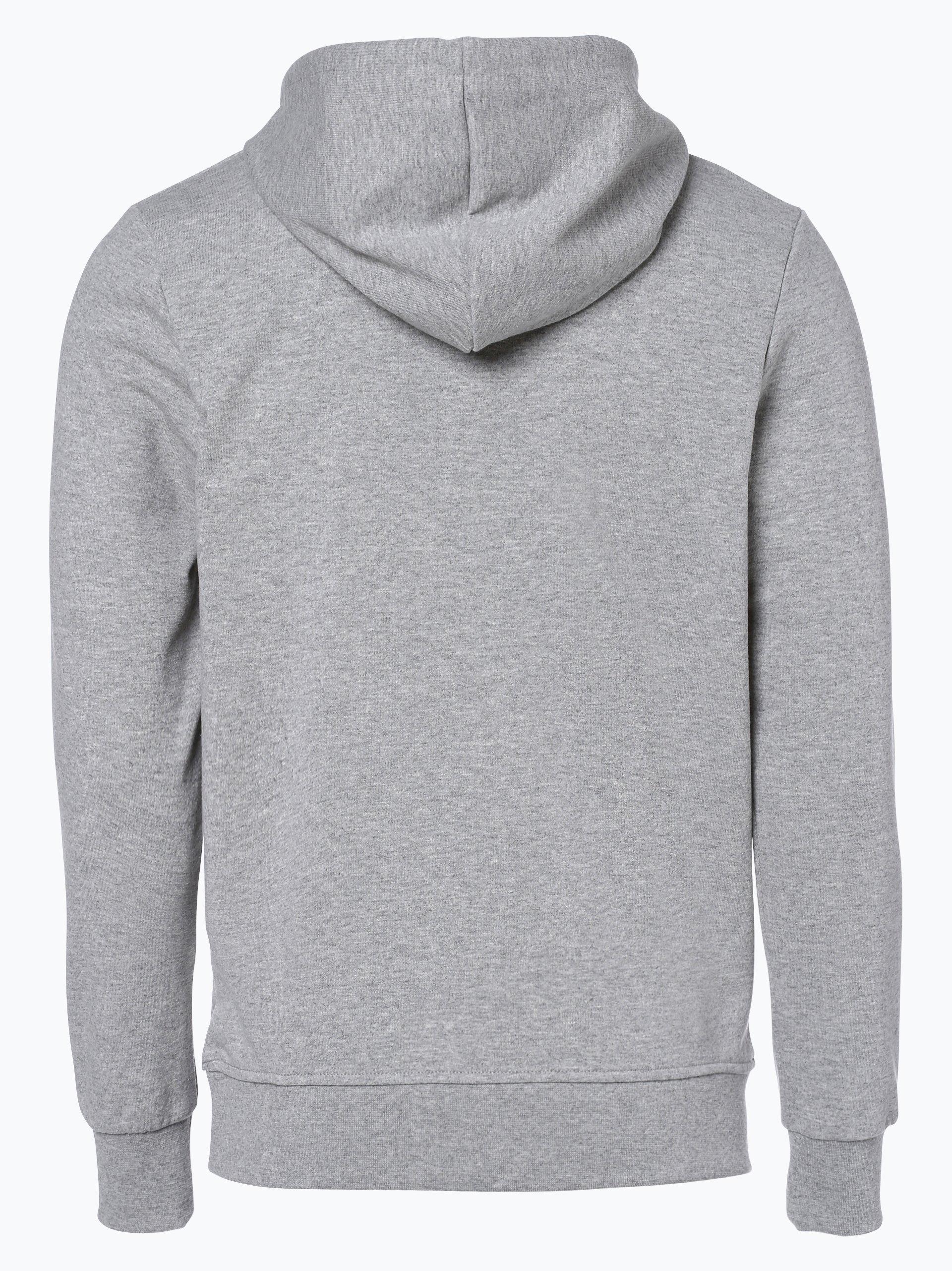 jack jones herren sweatshirt grau gemustert online. Black Bedroom Furniture Sets. Home Design Ideas