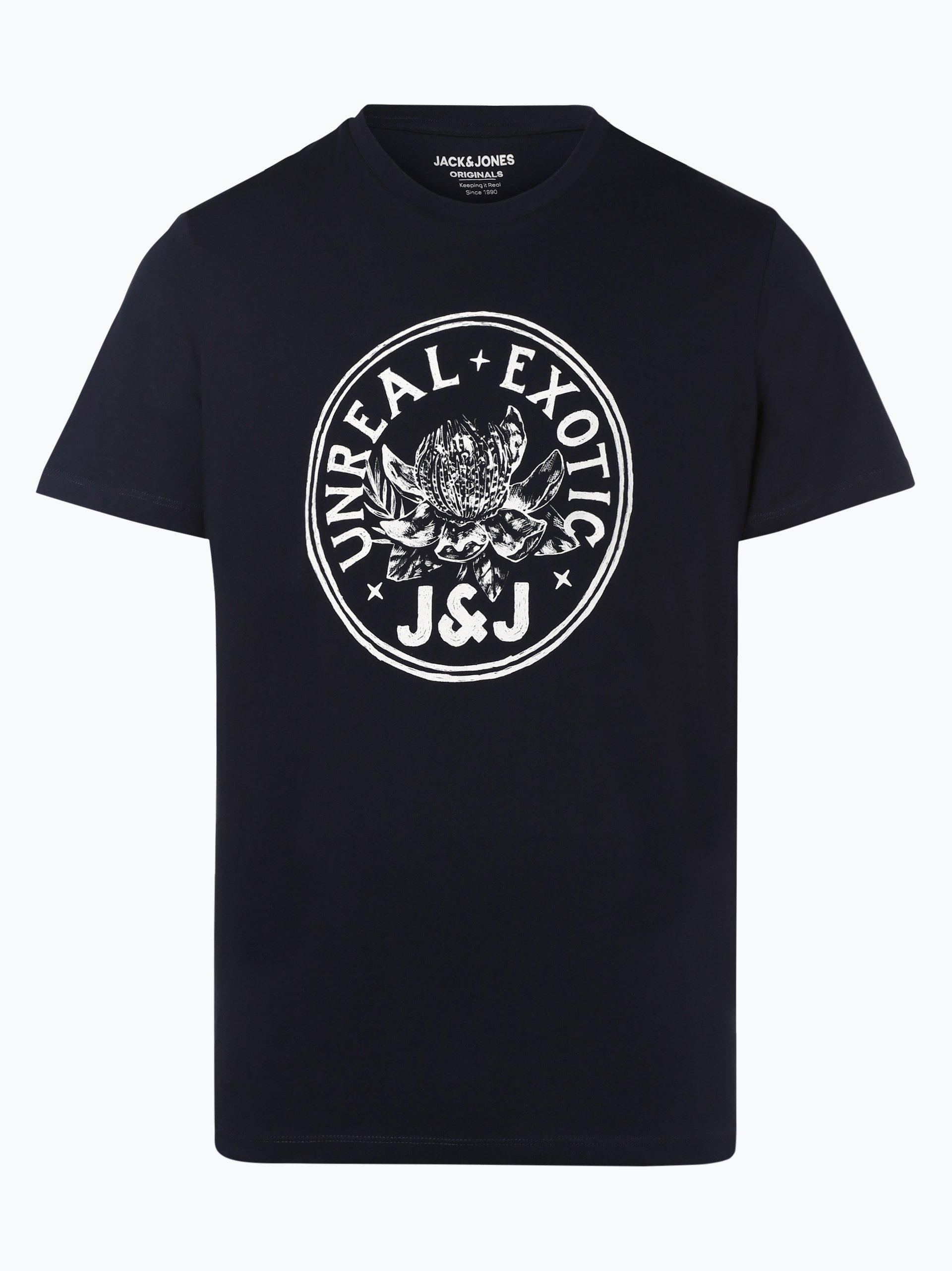 Jack & Jones Herren T-Shirt - Jorexoticfelt