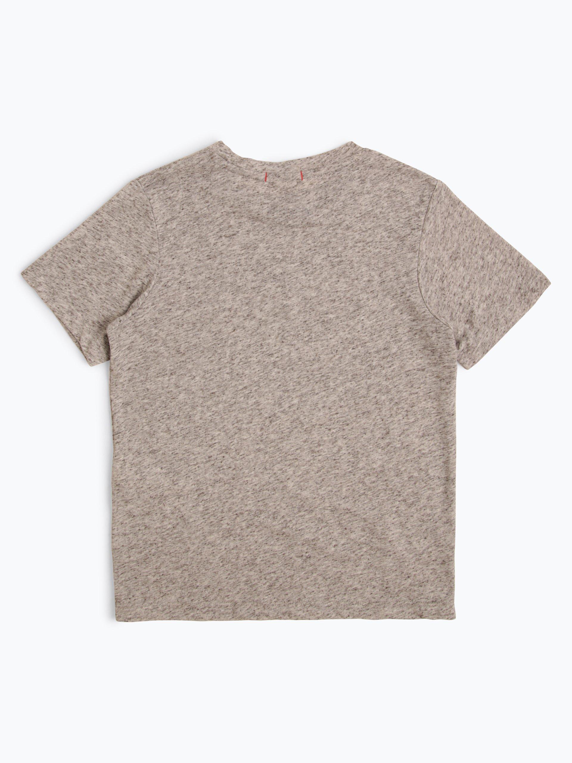 Jack & Jones Jungen T-Shirt mit Leinen-Anteil - Jortuco
