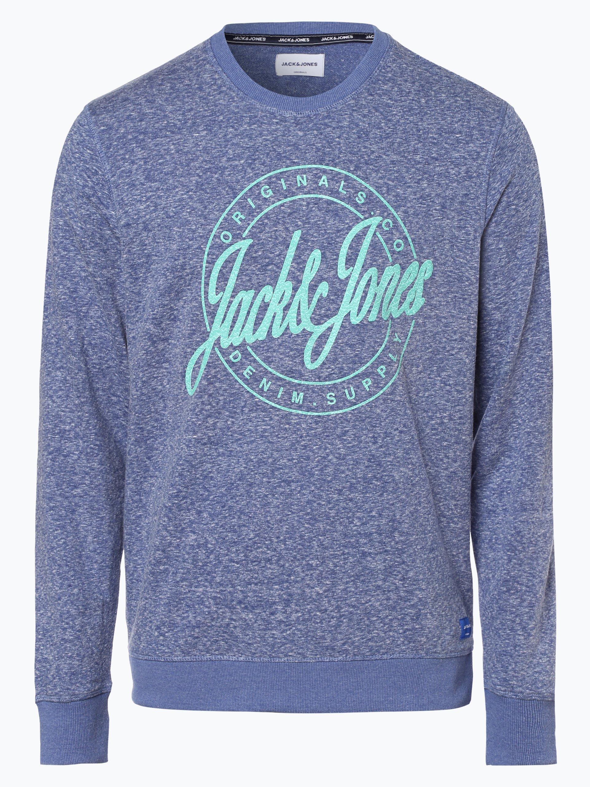 Jack & Jones Męska bluza nierozpinana – Jorhazy