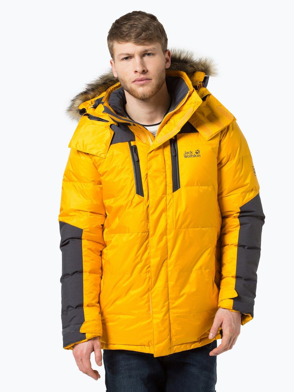 cała kolekcja sklep internetowy konkretna oferta Jack Wolfskin Męska kurtka puchowa kup online | VANGRAAF.COM