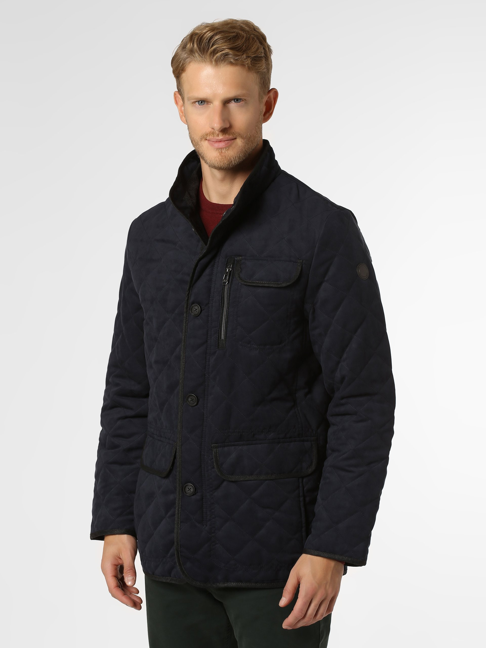 James Herren Steppjacke
