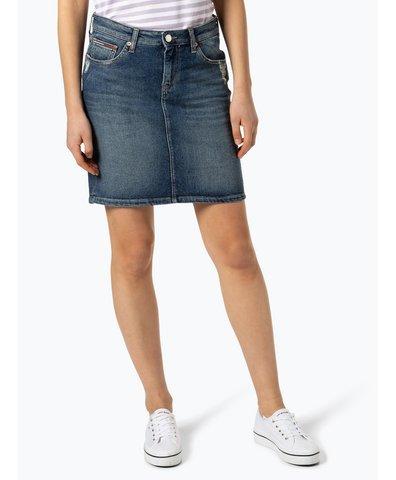 Jeansowa spódnica damska